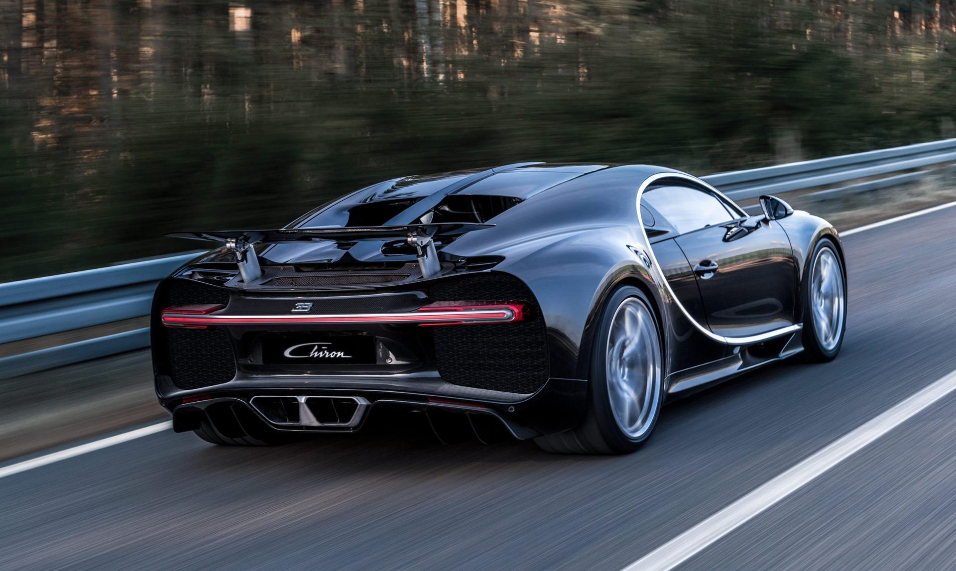 Bugatti Chiron design, 2017 Alfa Romeo Giulia, 2017 Grand Cherokee Trailhawk: Today's Car News