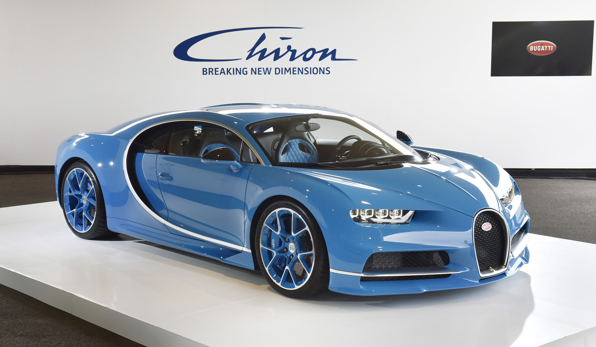 bugatti  boosting chiron production   cars  sold