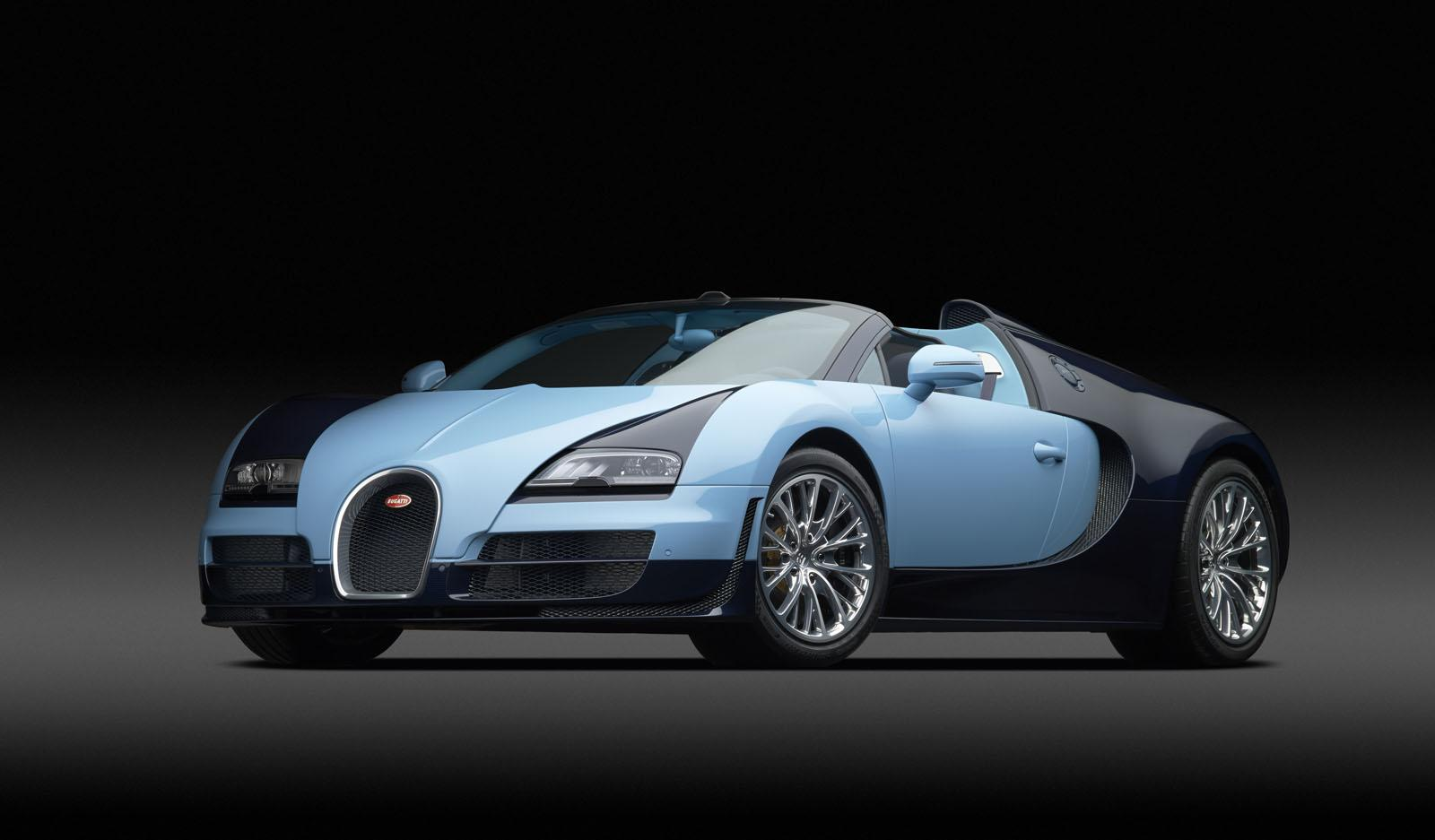 Bugatti Holding Back New Model Until Veyron Grand Sport, Vitesse Sell Out