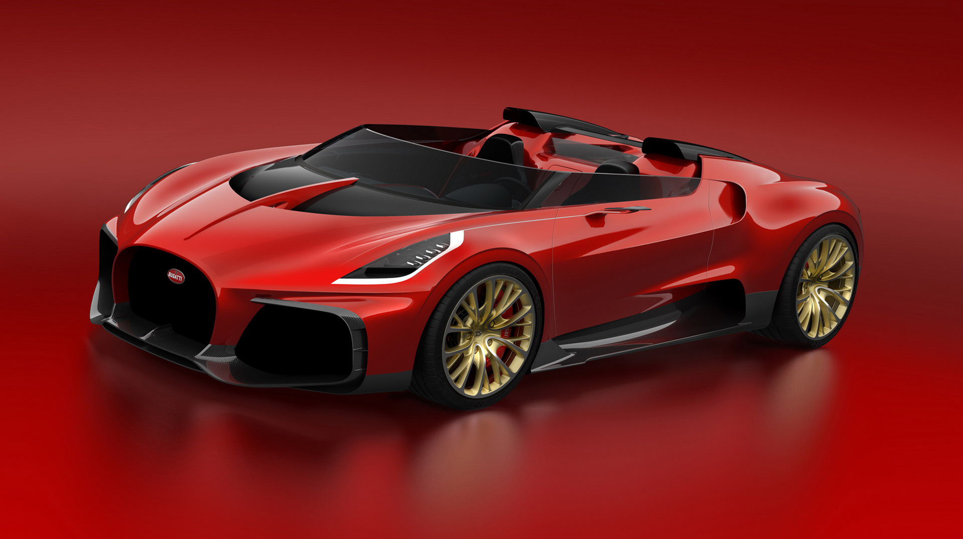 Next one-off Bugatti might be a roadster