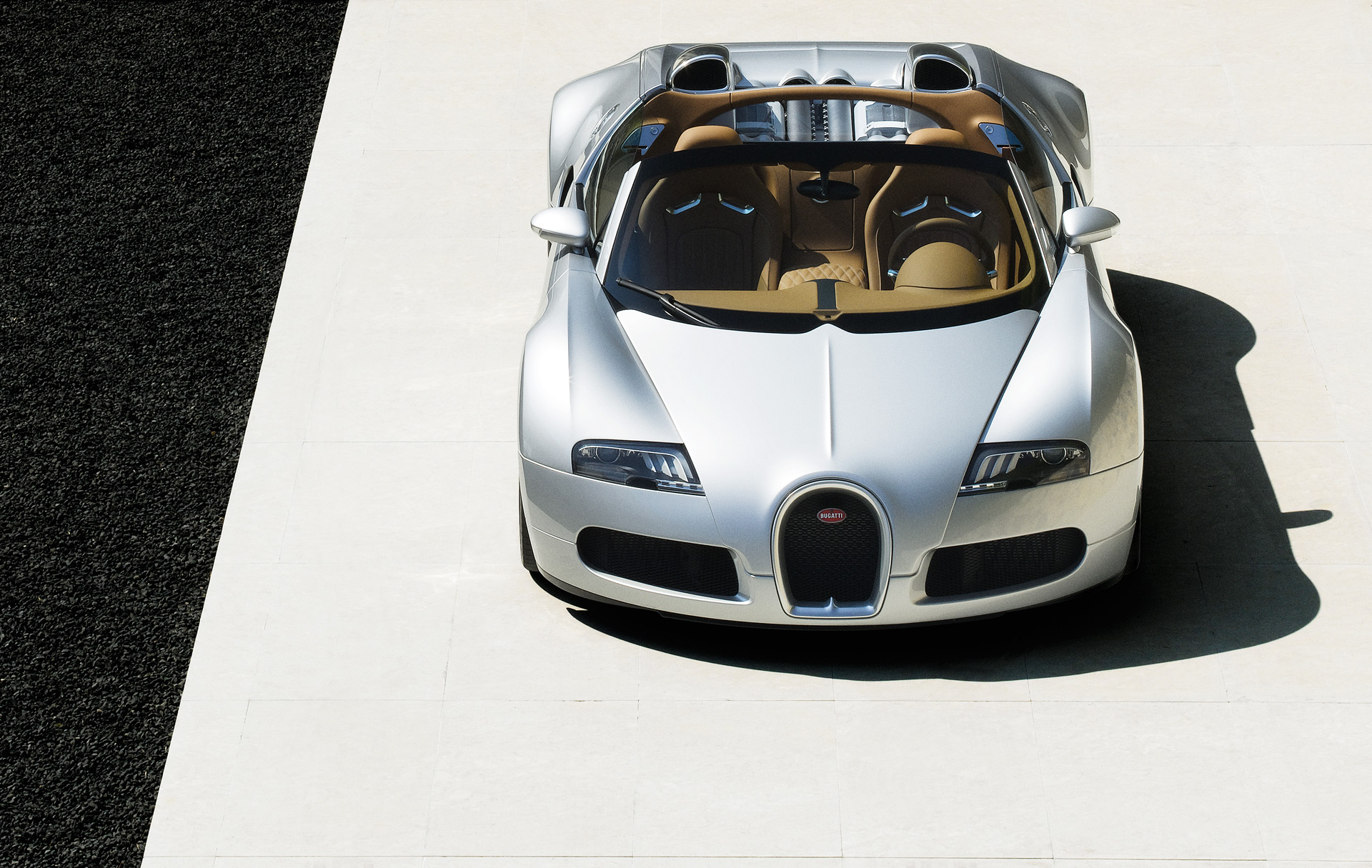 Bugatti Bought Back The First Veyron Grand Sport Prototype And Restored It