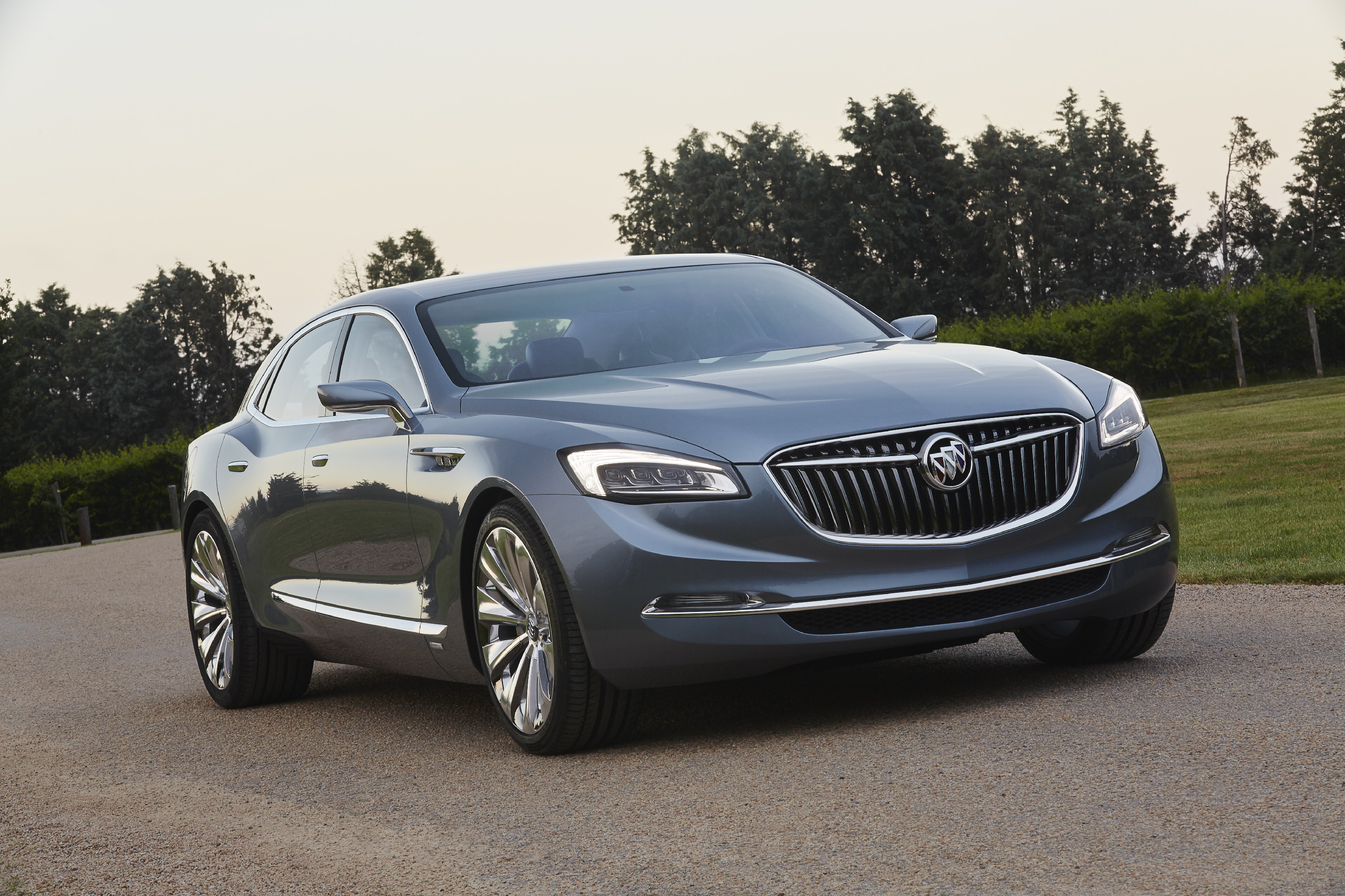 Buick Grand National 2016 >> Buick Trademarks Avenir Name And Some Others