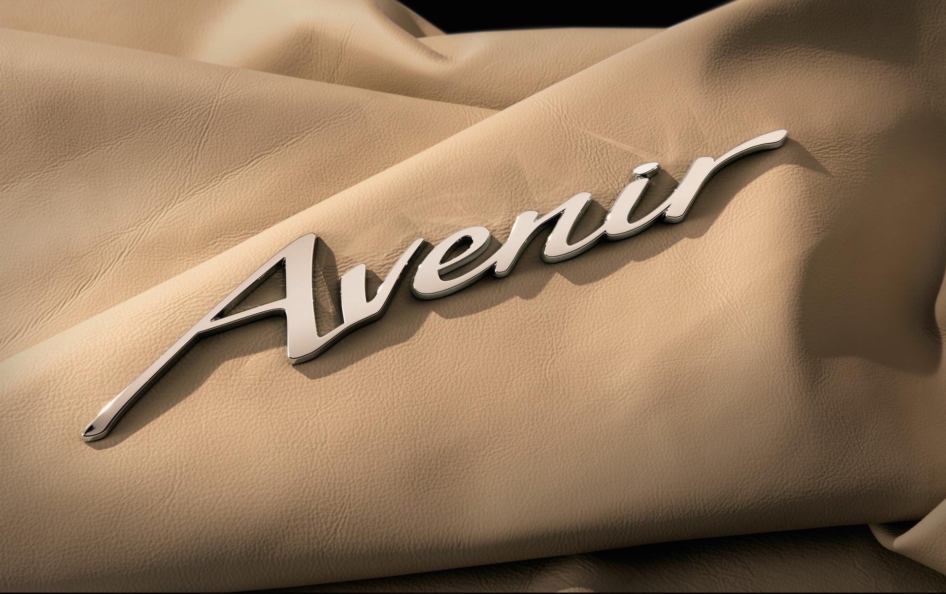 Buick Announces Avenir Sub Brand