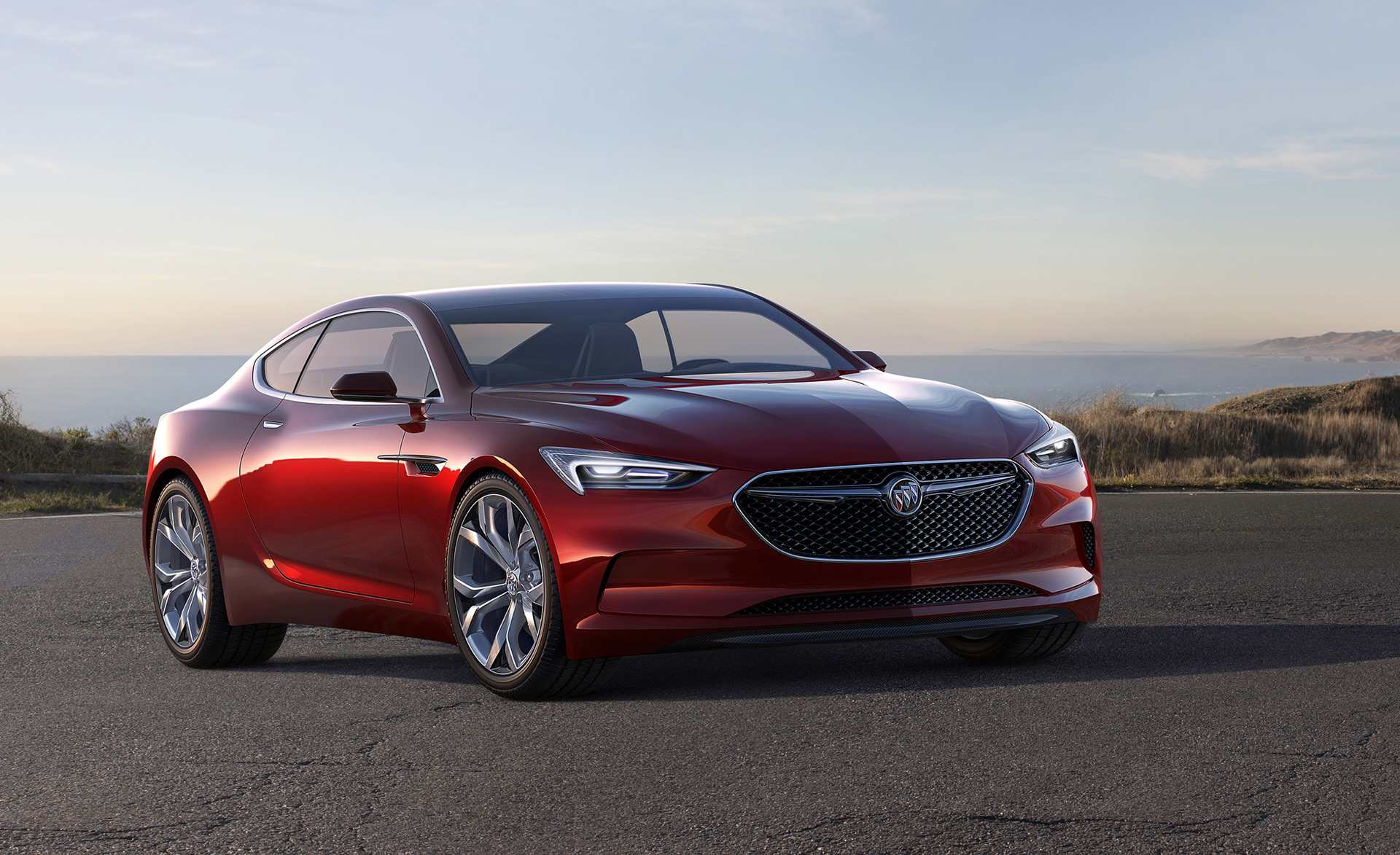 Buick New Car Reveal