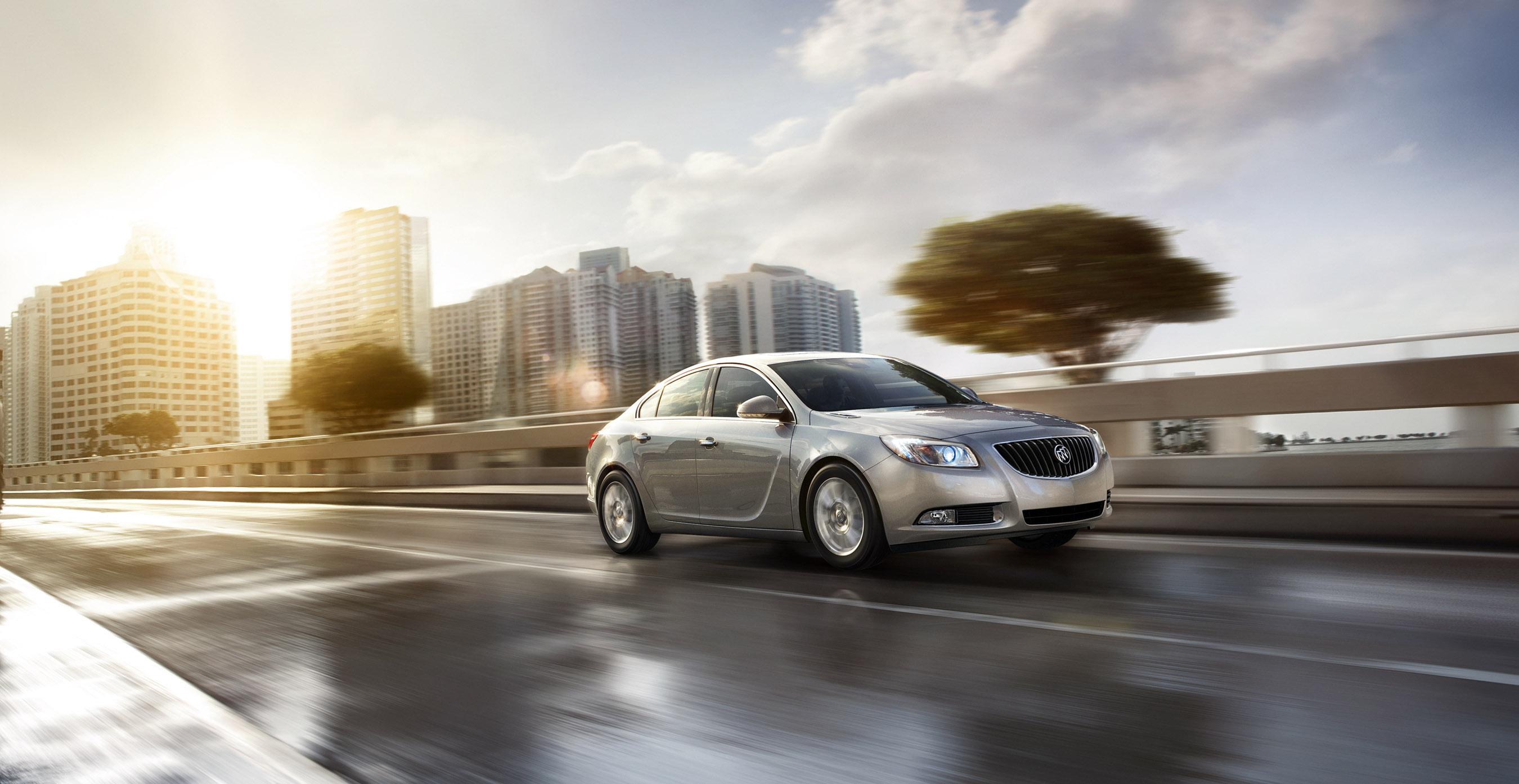 2013 Buick Regal Gets eAssist Mild Hybrid As Base Engine ...