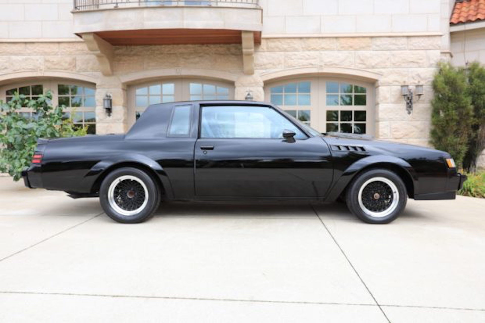 1987 Buick Gnx Driven Only 8 Miles Its Whole Life Seeks New Owner