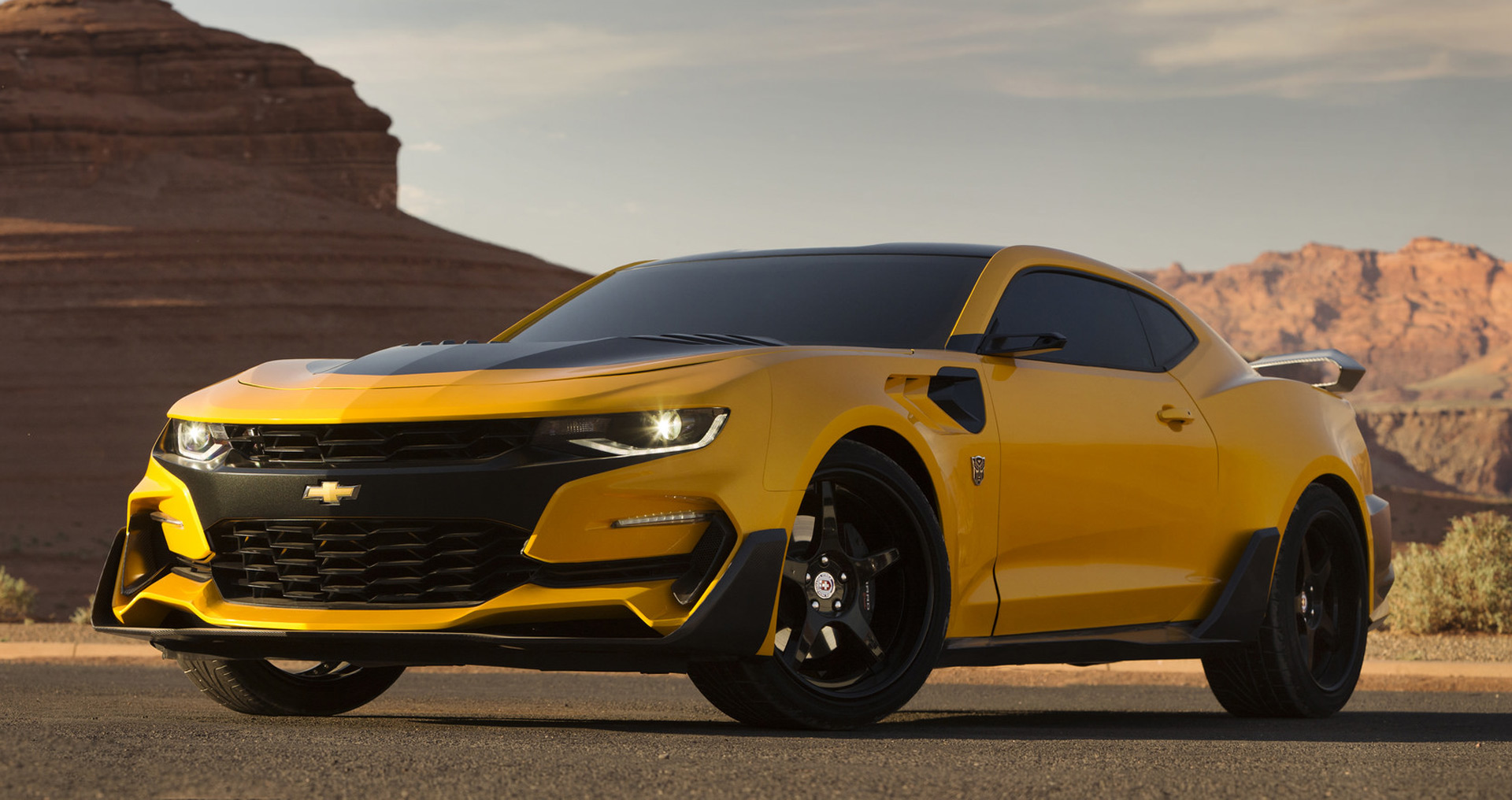 transformers the last knight bumblebee camaro revealed