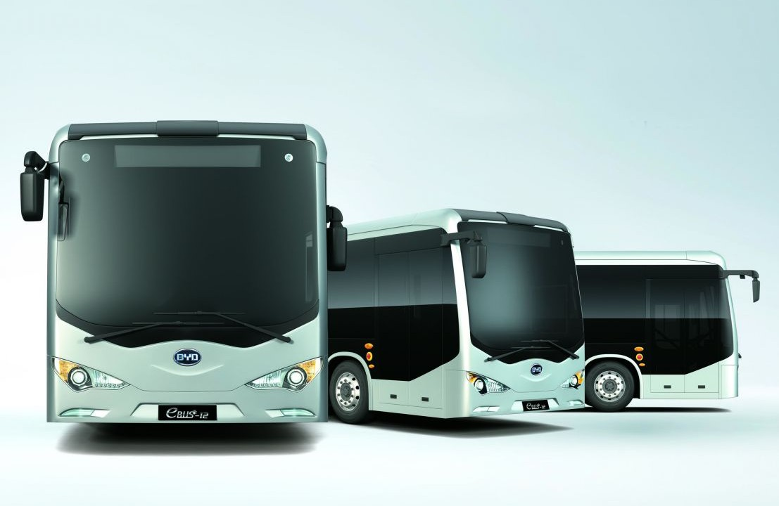 Byd S Long Beach Ca Electric Bus Deal On Indefinite Hold Now
