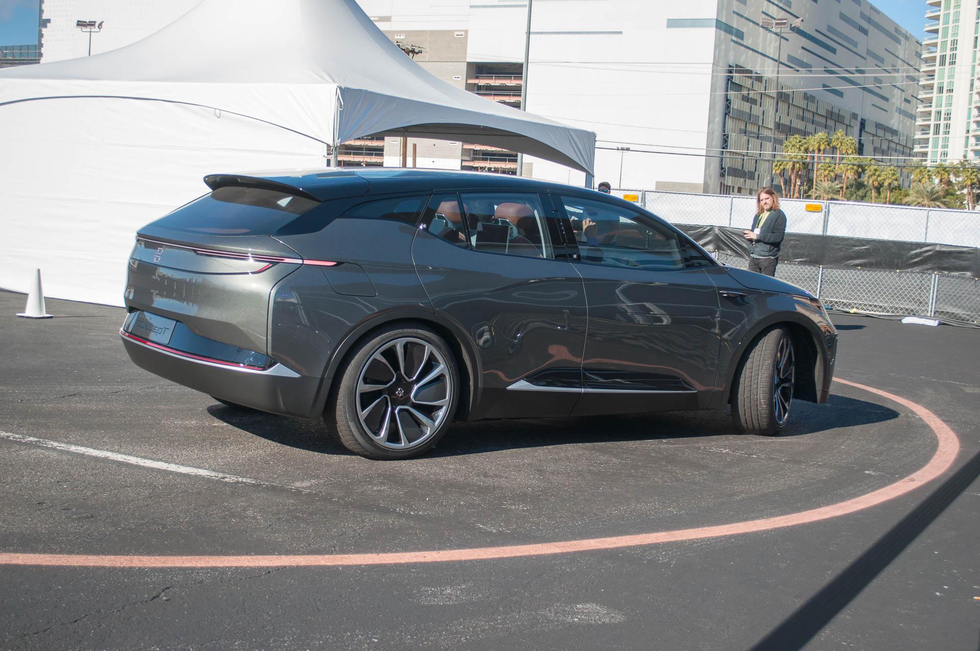 Byton concept, 2020 Chevy Corvette, Fisker EMotion: The ...