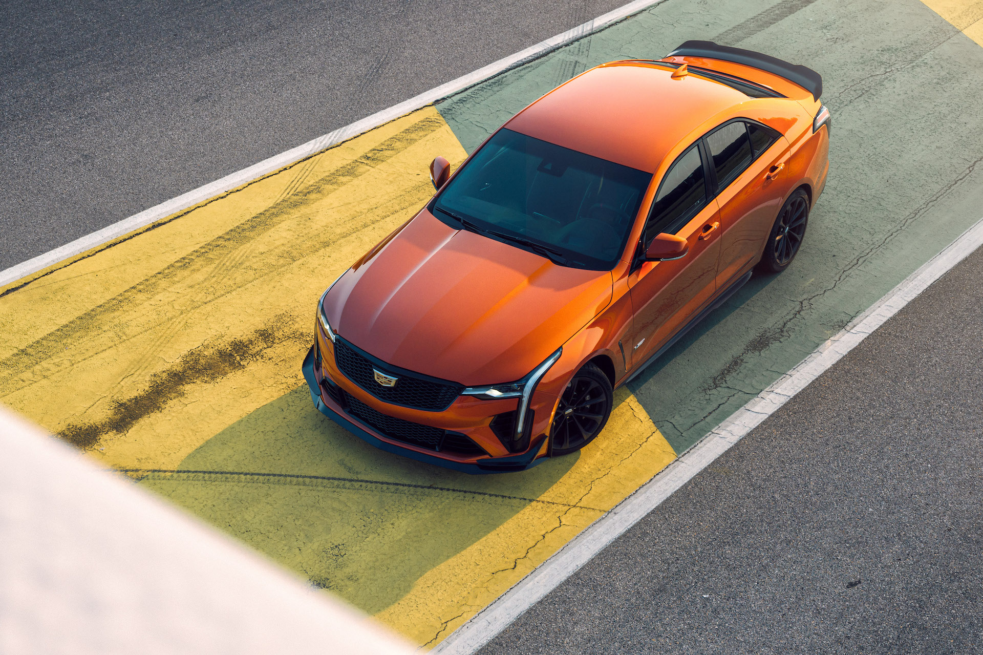 First drive review: 2022 Cadillac CT4-V Blackwing swoops in as a road and track hero