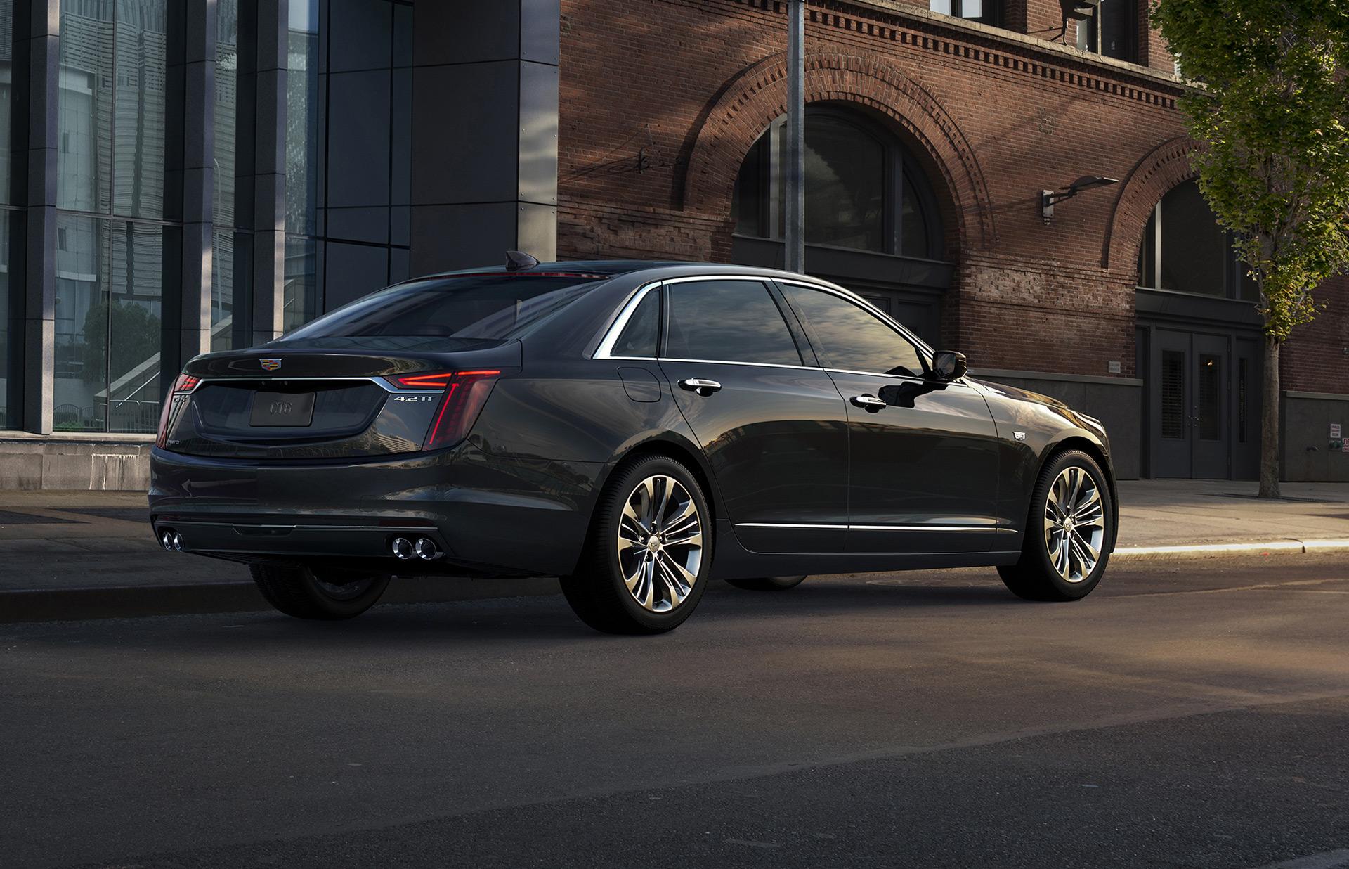 2019 Cadillac CT6, 2020 Mercedes-Benz EQC, Light Car ...