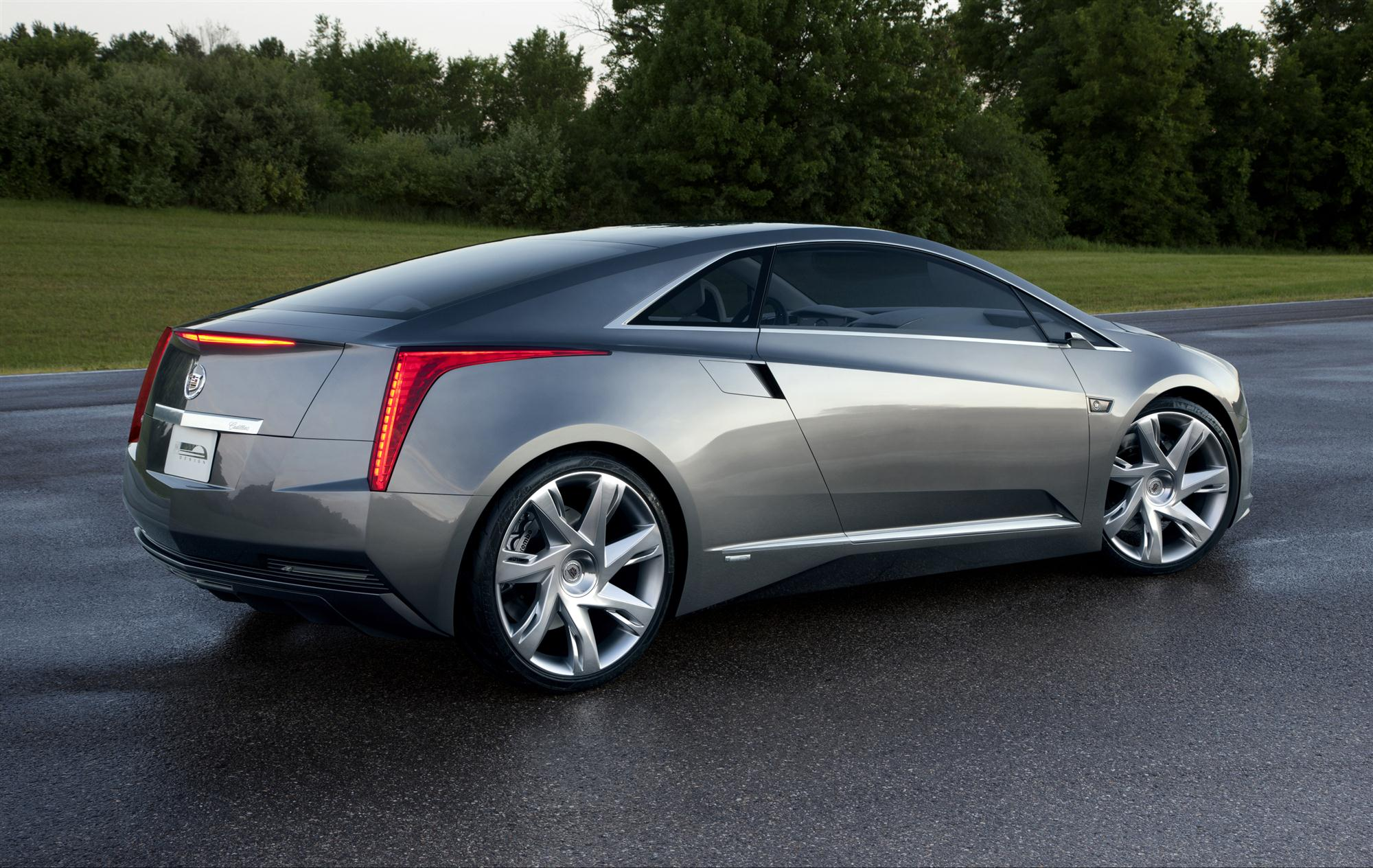 2014 Cadillac Elr Electric Car Will Be Built Next To Volt Gm Confirms