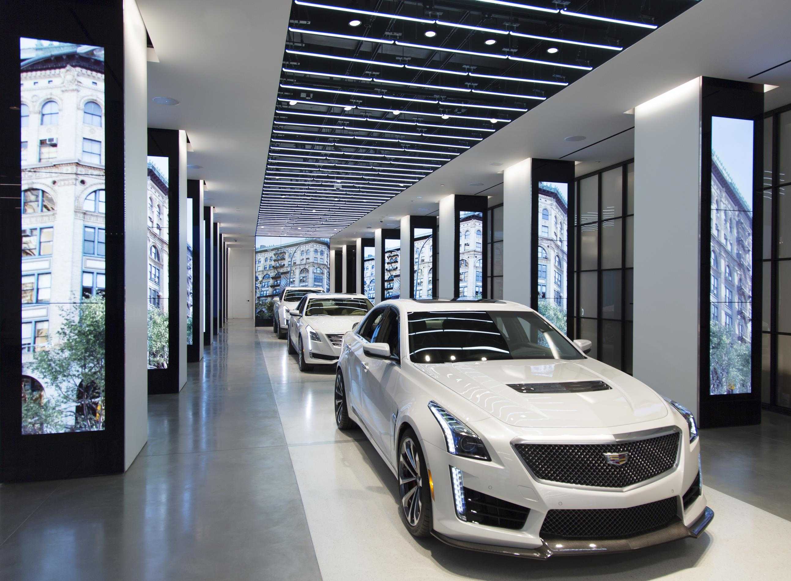 Are there too many luxury cars Cadillac needs to know