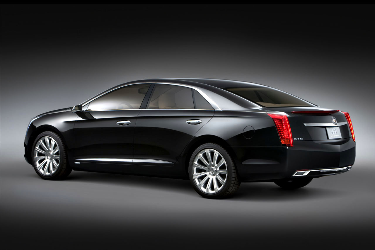 Video Cadillac Xts Platinum Concept In 3d