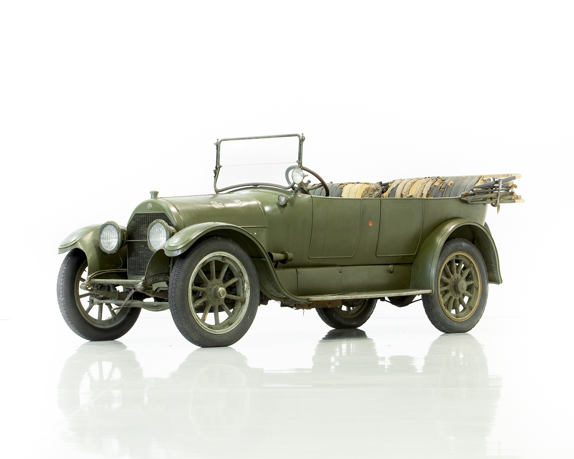 1918 Cadillac Type 57 Is Now Part Of Historic Register