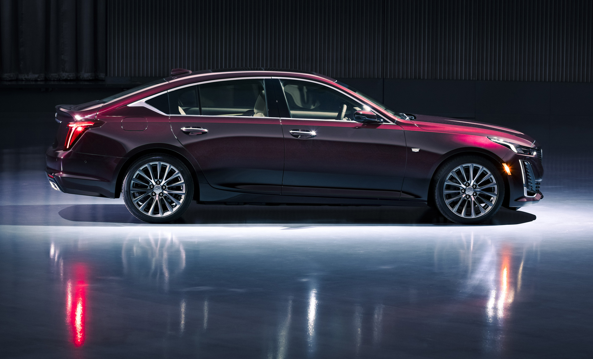 2020 Cadillac Ct5 Review Ratings Specs Prices And Photos The
