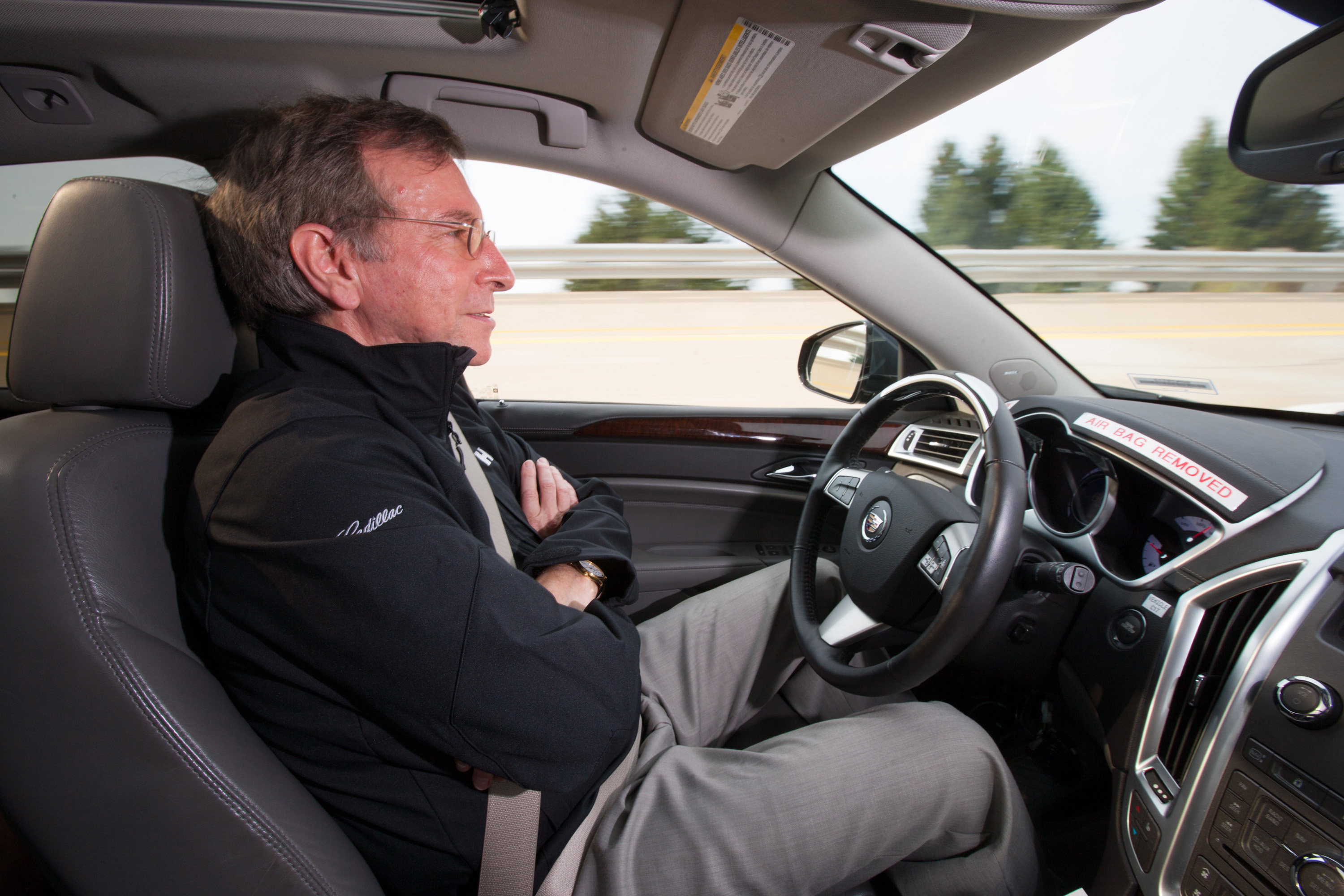 Gm S Super Cruise Puts Almost Autonomous Cars On The