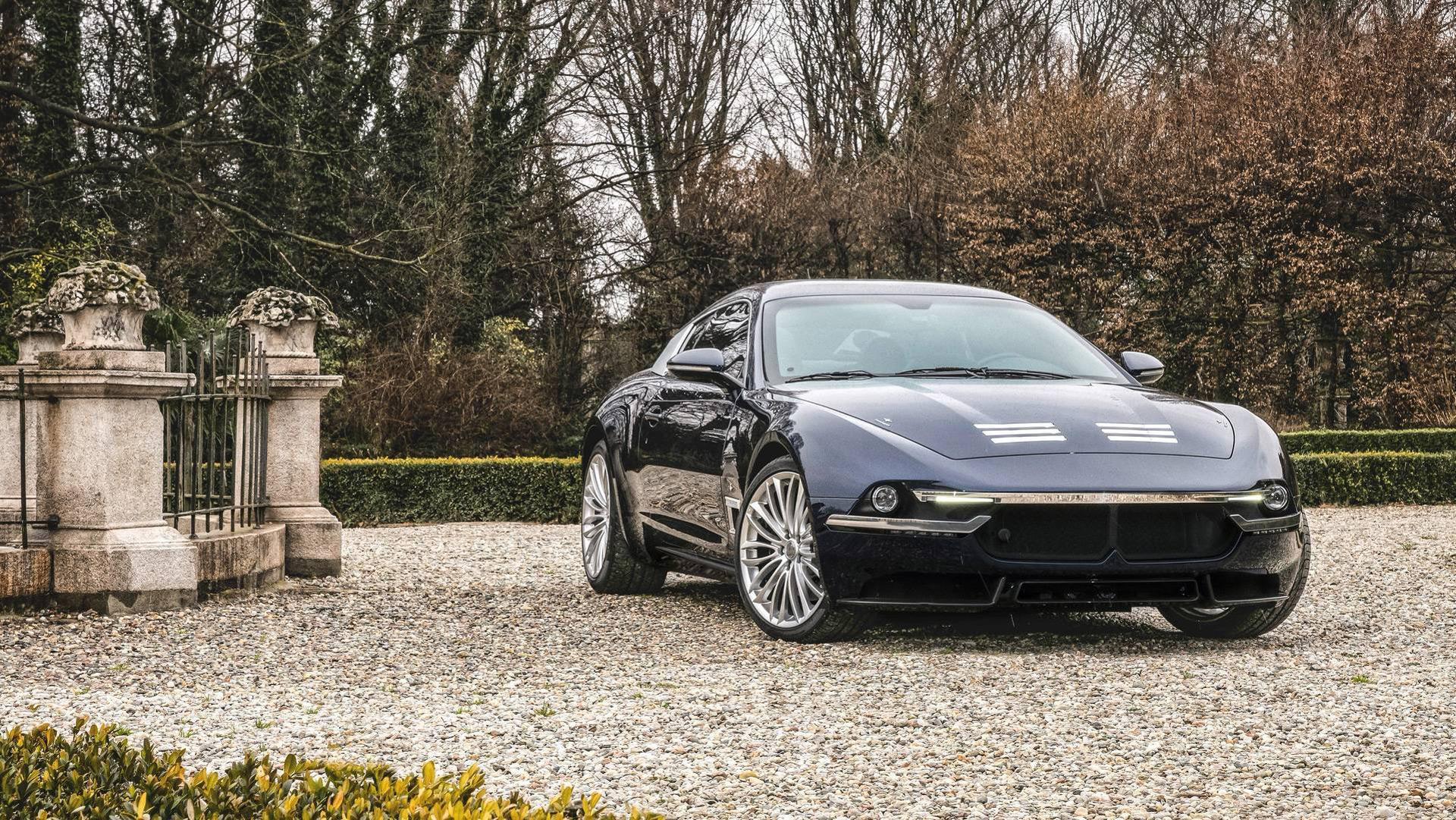 Touring Superleggera Returns With Maserati Based Sciadipersia