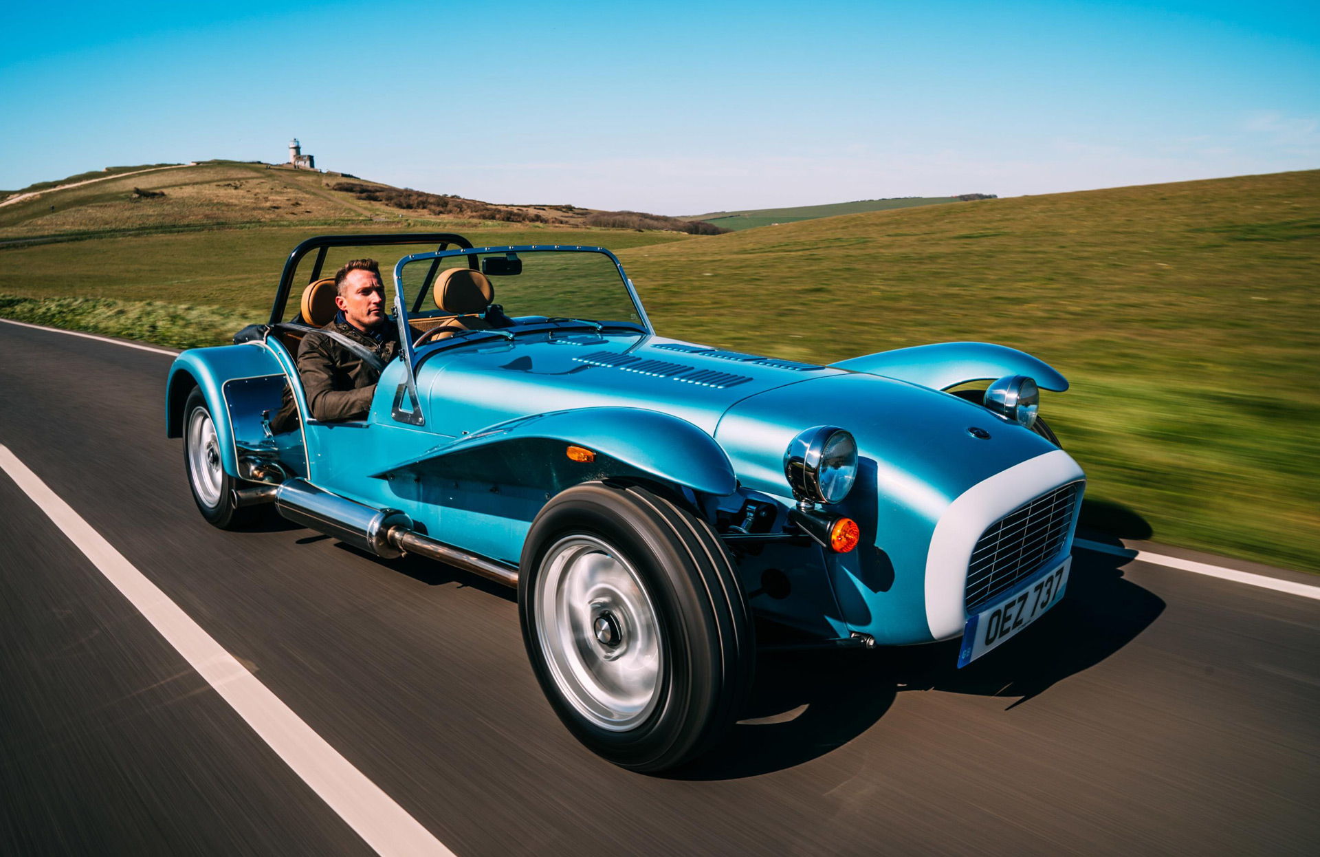 Caterham returns with 1970s-inspired Super Seven 1600 - Motor Authority