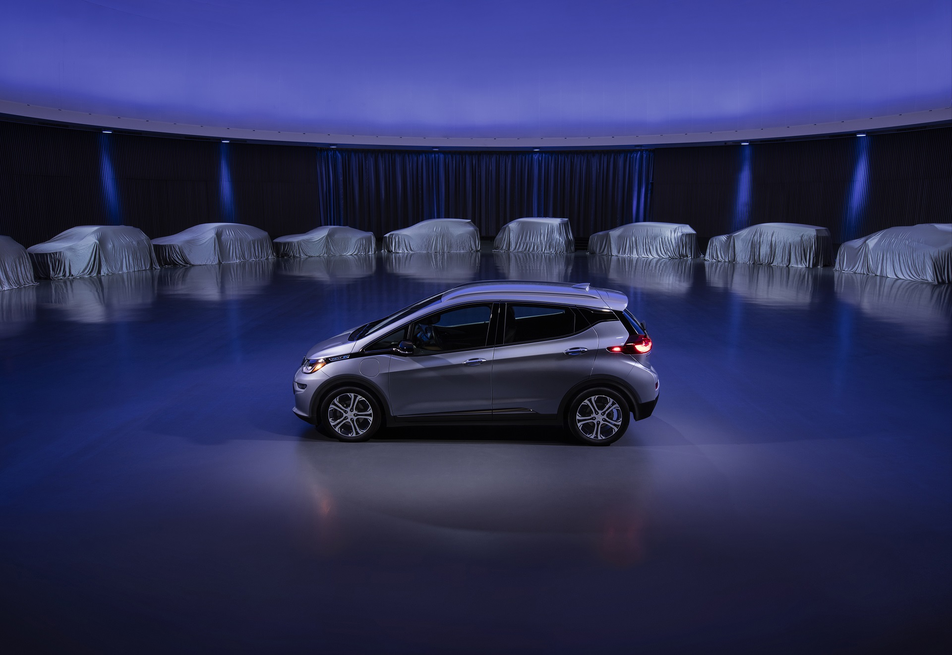 GM to launch two new electric vehicles within 18 months ...