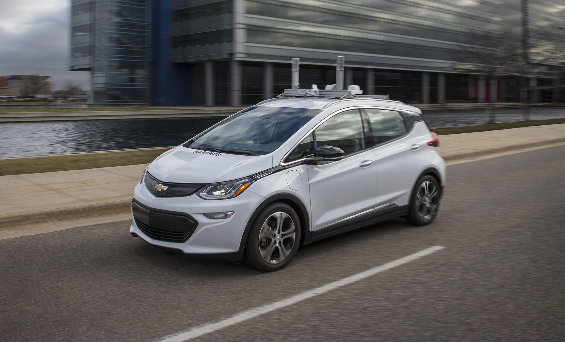 Thousands' of self-driving Bolt EVs to be deployed next year