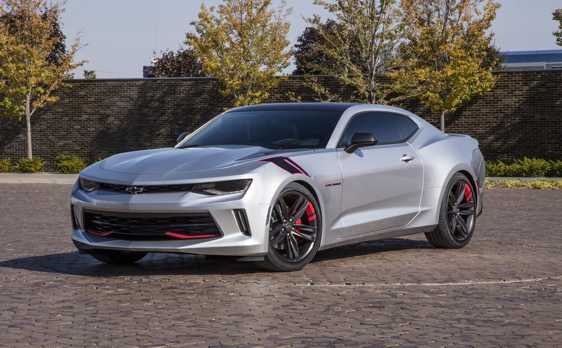 Chevy Previews New Accessories Range With Sema Red Line