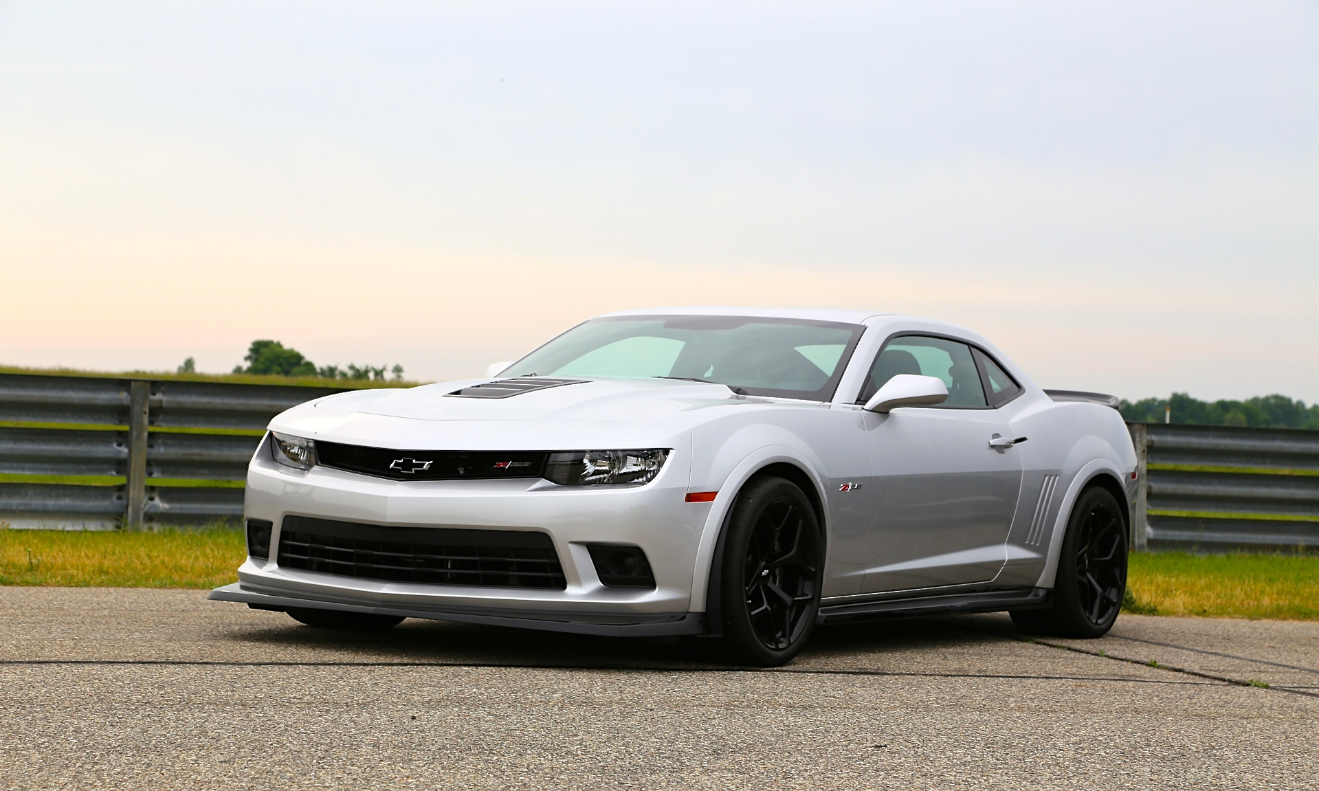 2015 Chevrolet Camaro Z 28 First Drive Review