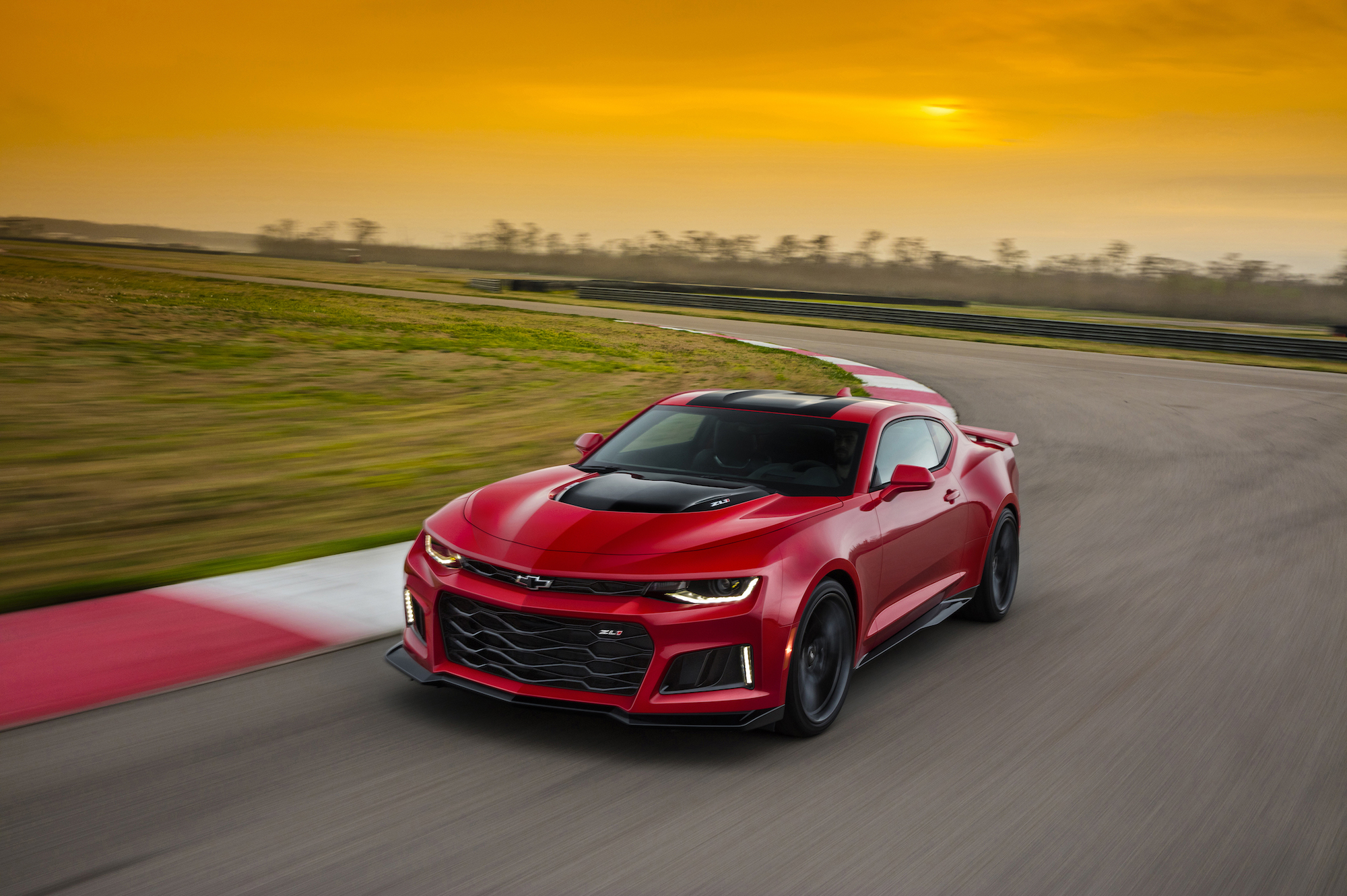 Chevrolet Will Honor Your Camaro S Warranty If You Take It To A Racetrack