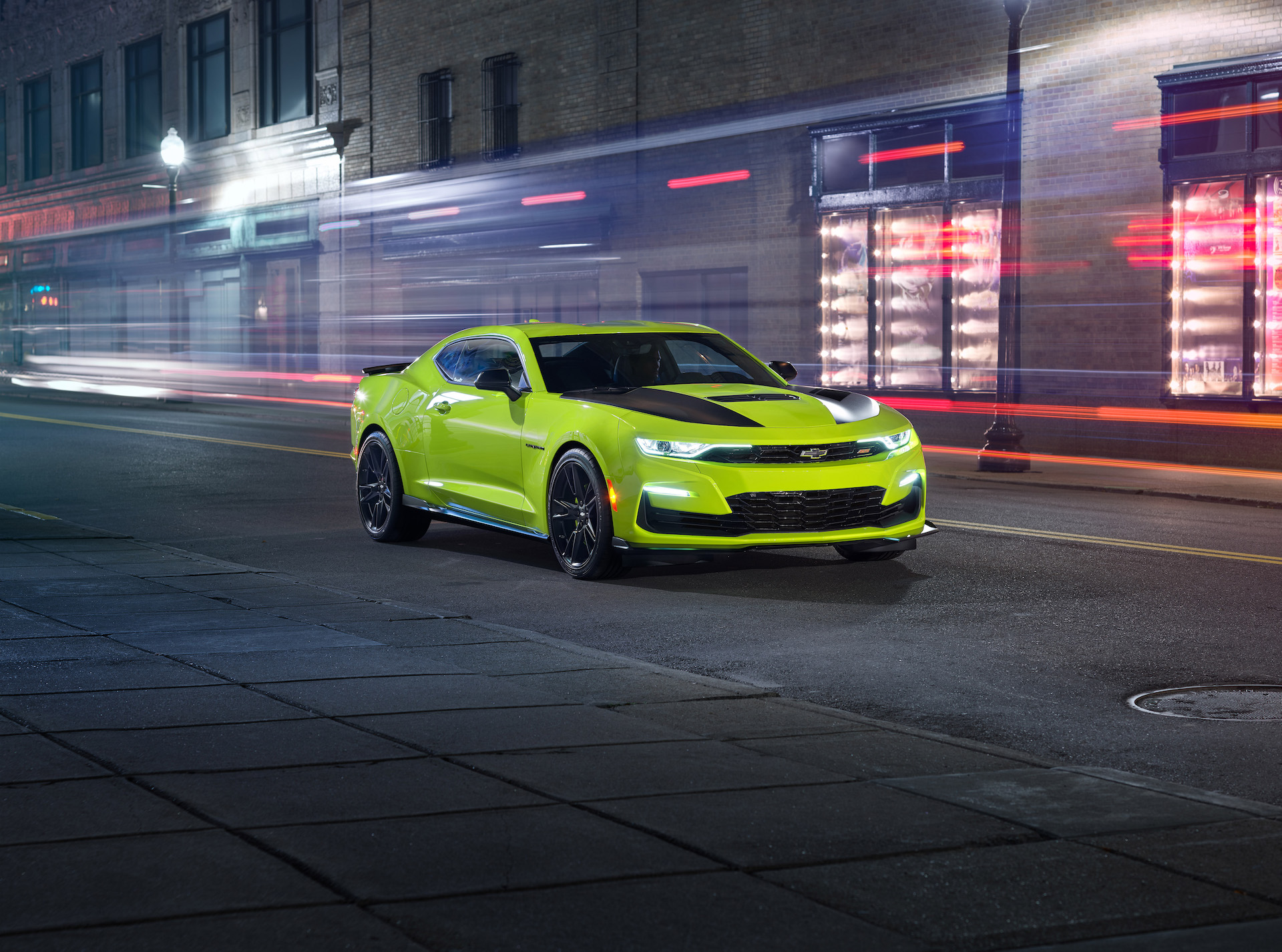 2019 Chevrolet Camaro gains new Shock yellow color option
