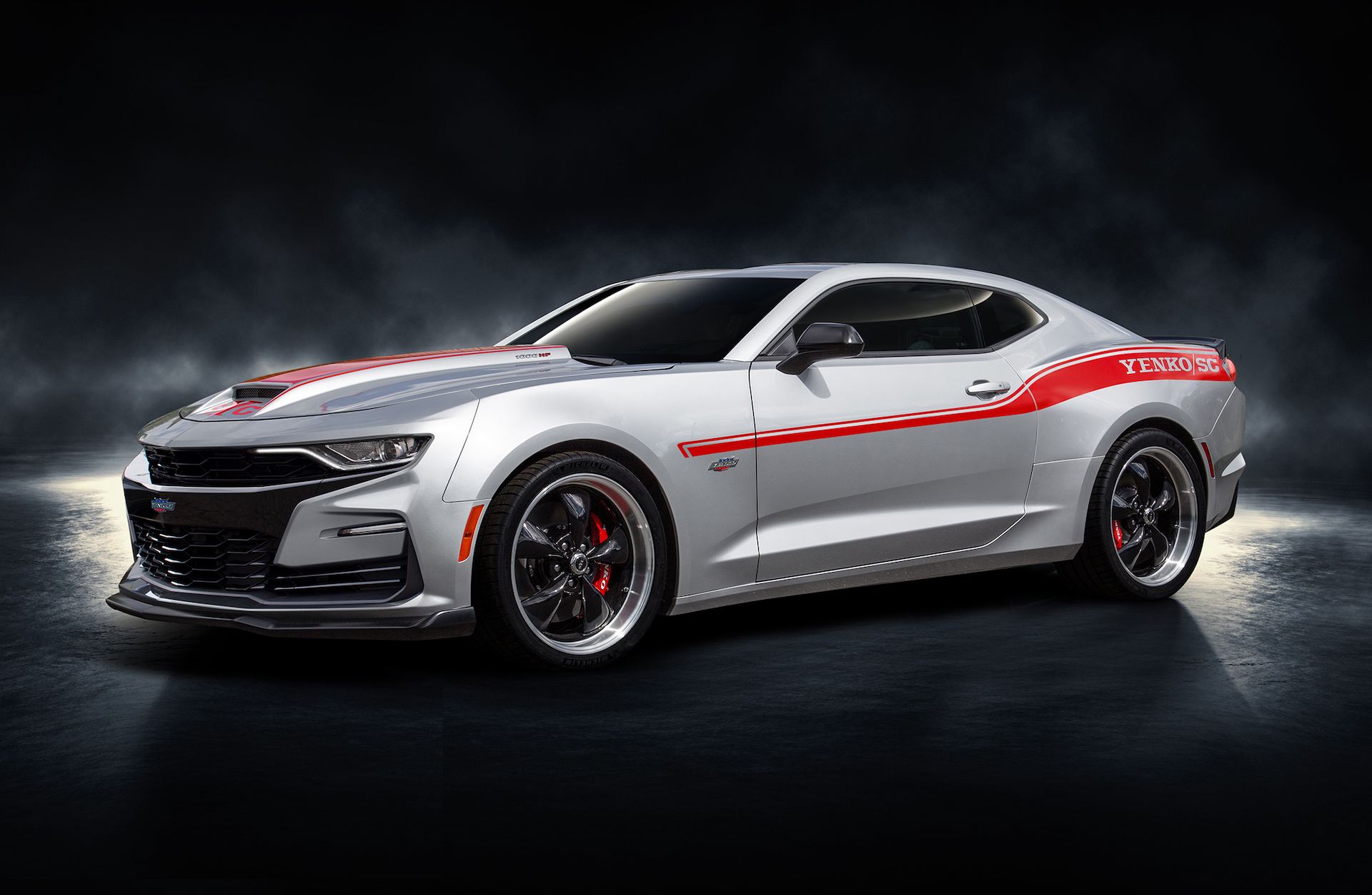 1 000 Hp Yenko Sc Package Adds 66 995 To 2019 Chevy