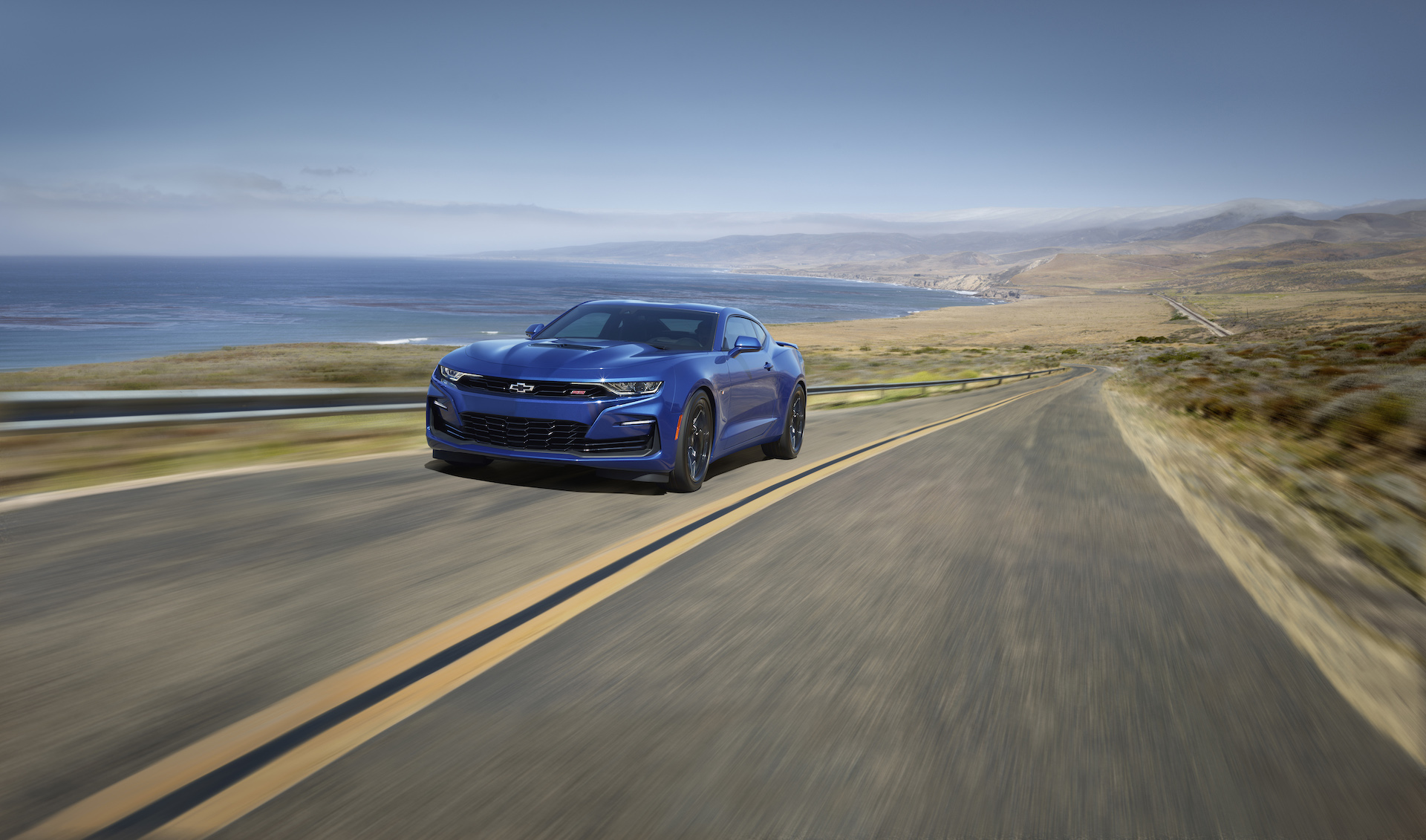 2020 Chevrolet Camaro Gets A Nose Job, Value Upgrades