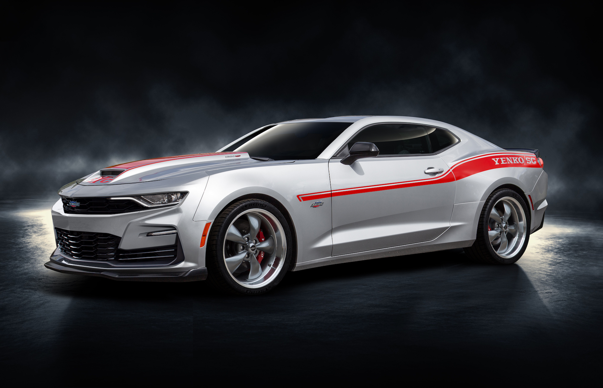 2020 Yenko/SC Camaro arrives with 1,000 hp and boss looks