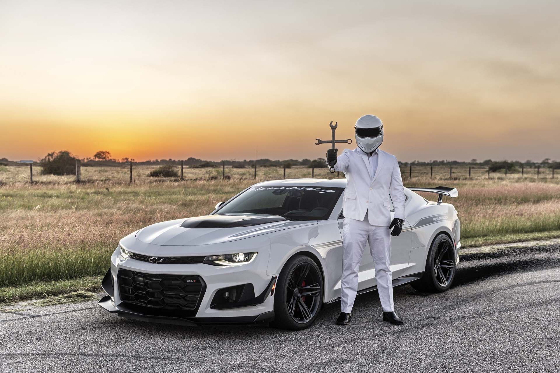 Zl1 1le Price >> The 1 200 Hp 200 000 Hennessey Resurrection Chevy Camaro