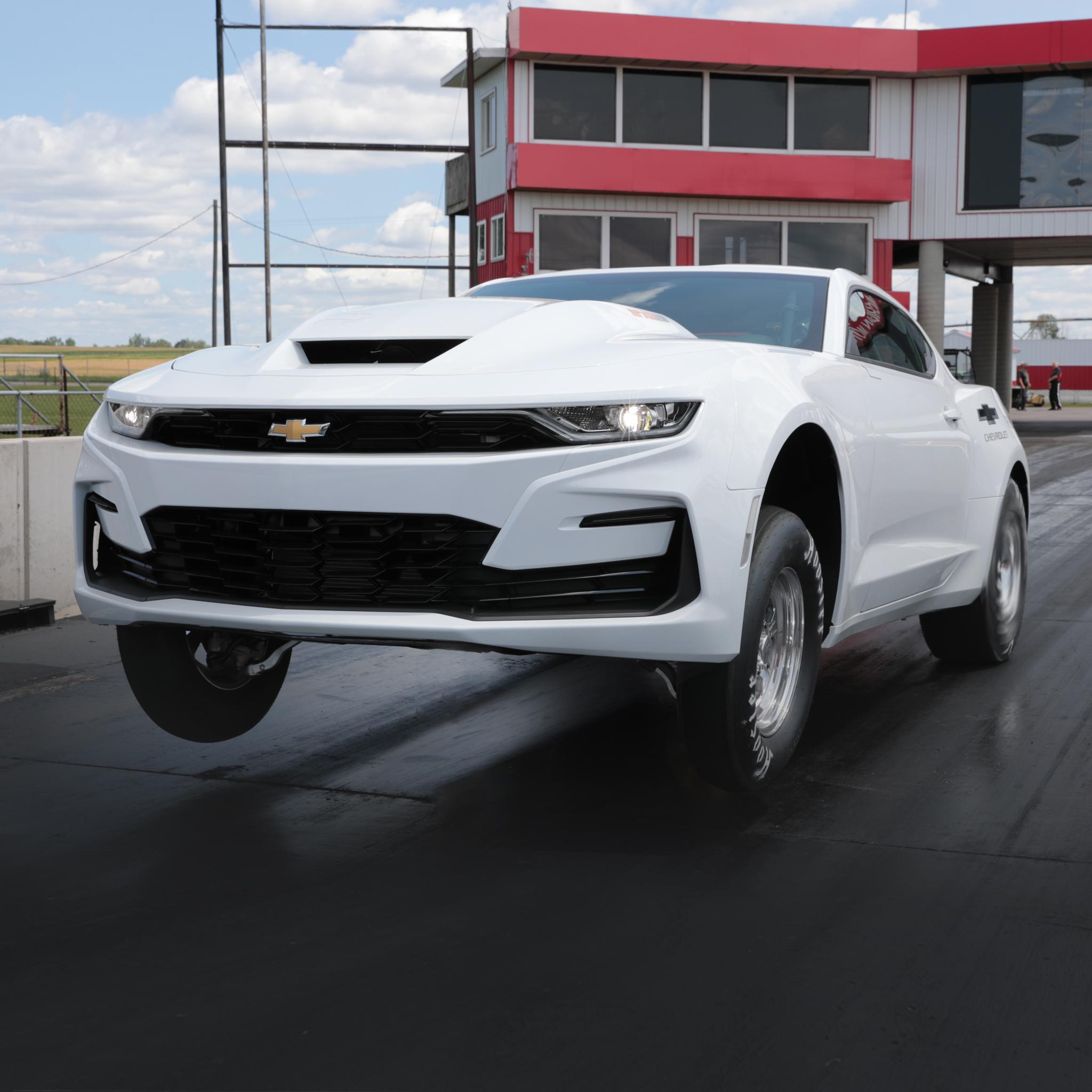 2020 Chevrolet COPO Camaro