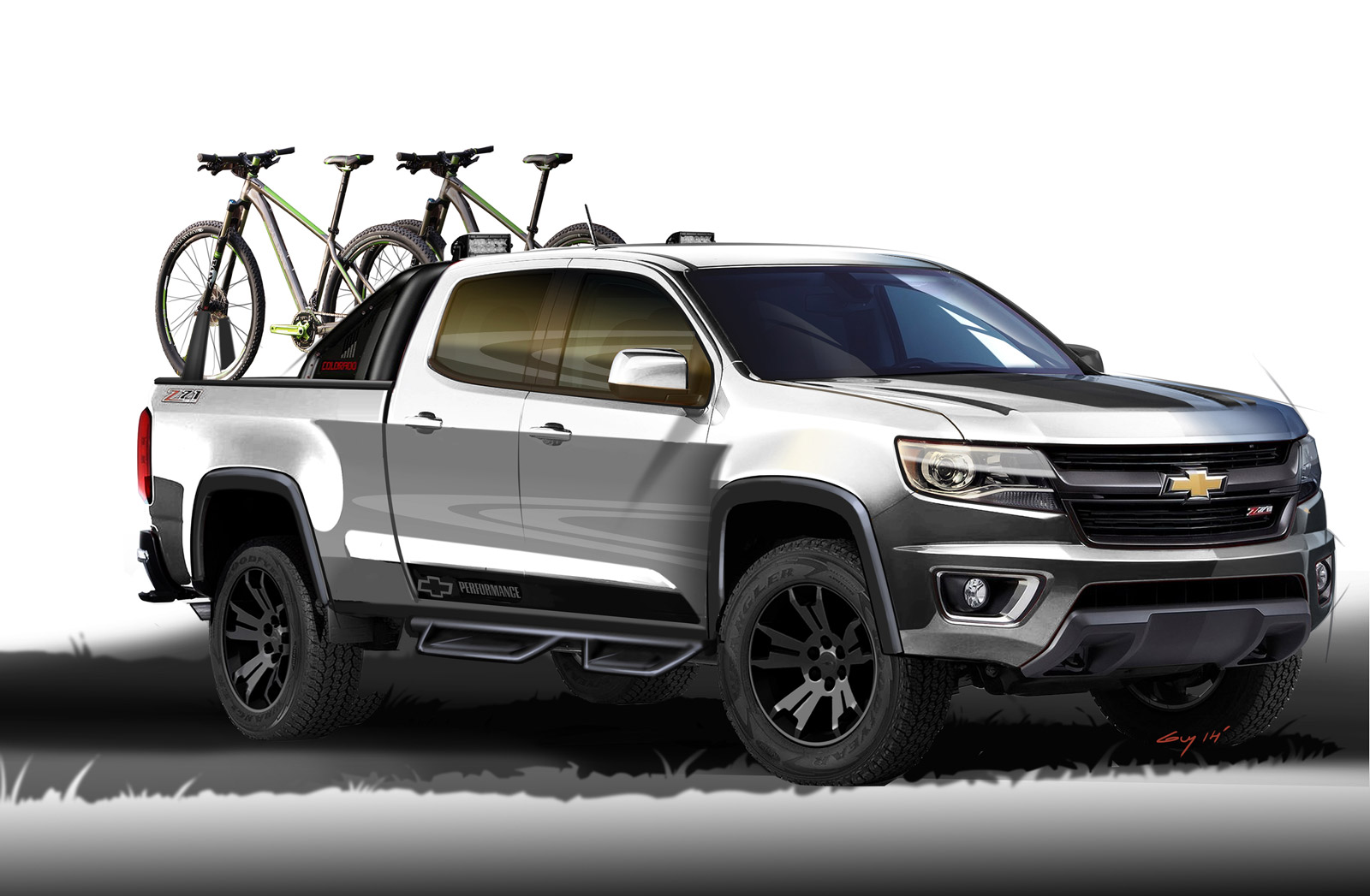Chevy Reveals Colorado Sport And Silverado Toughnology ...