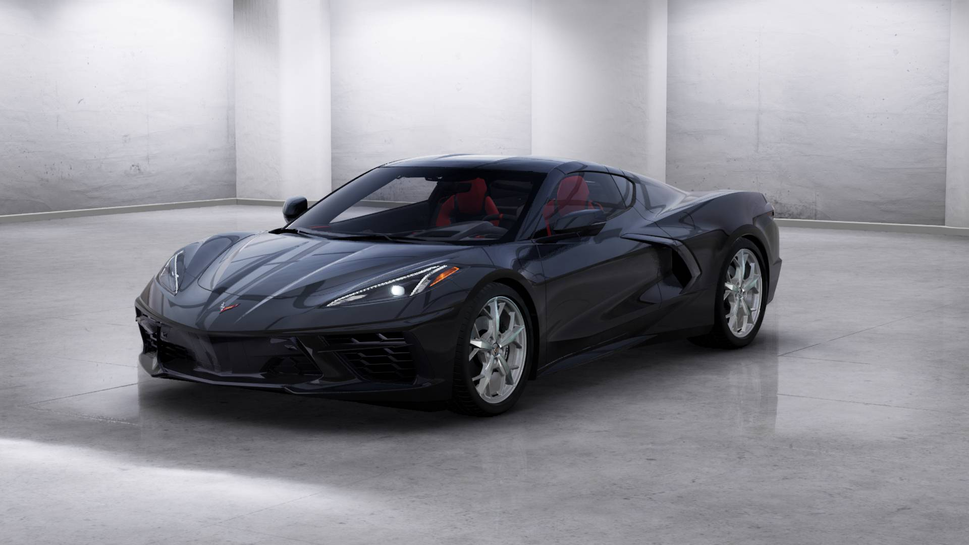 2020 Corvette Stingray configurator live, here's our ...