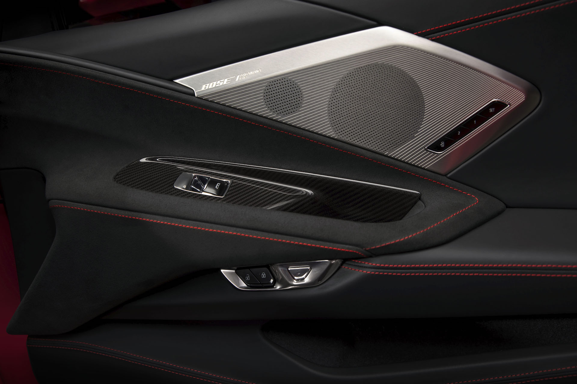 Bose Speakers For Cars >> 2020 Chevrolet Corvette Stingray Features Most Speakers Bose