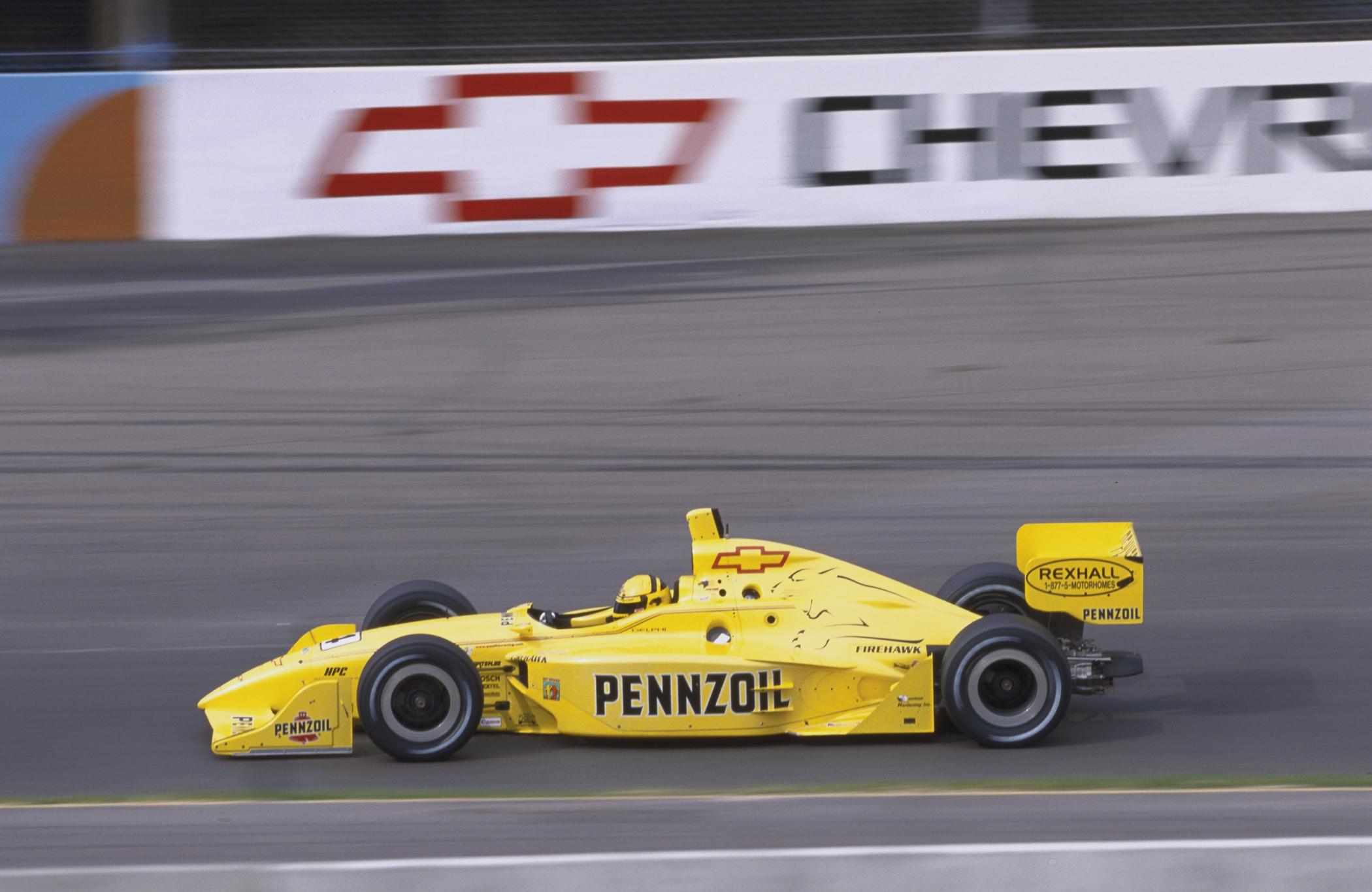 Chevrolet Building IndyCar V-6 Engines For 2012, Penske Already Signed Up