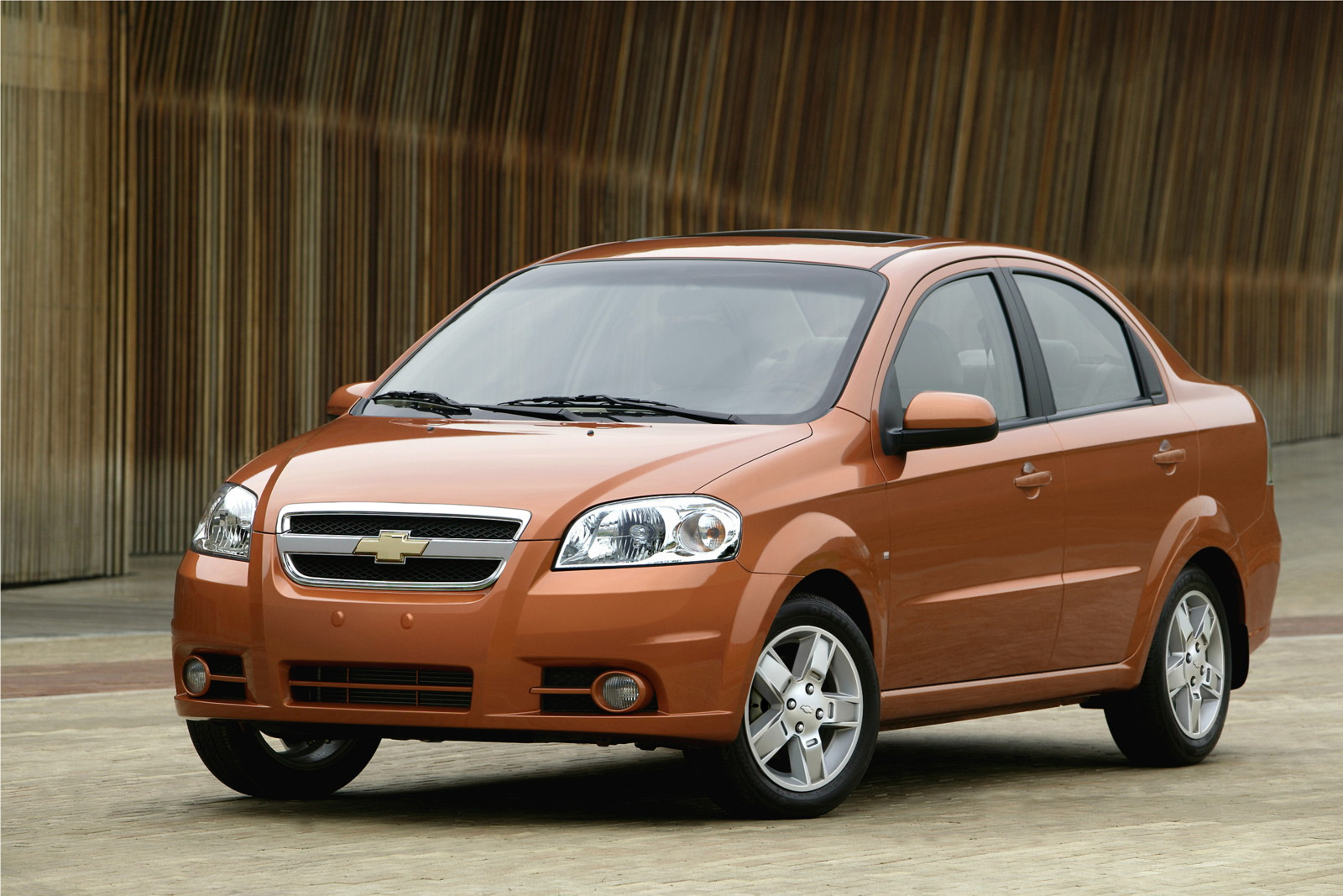 All Chevy chevy aveo 2007 : Chevy Aveo Versus Honda Fit: A First Look