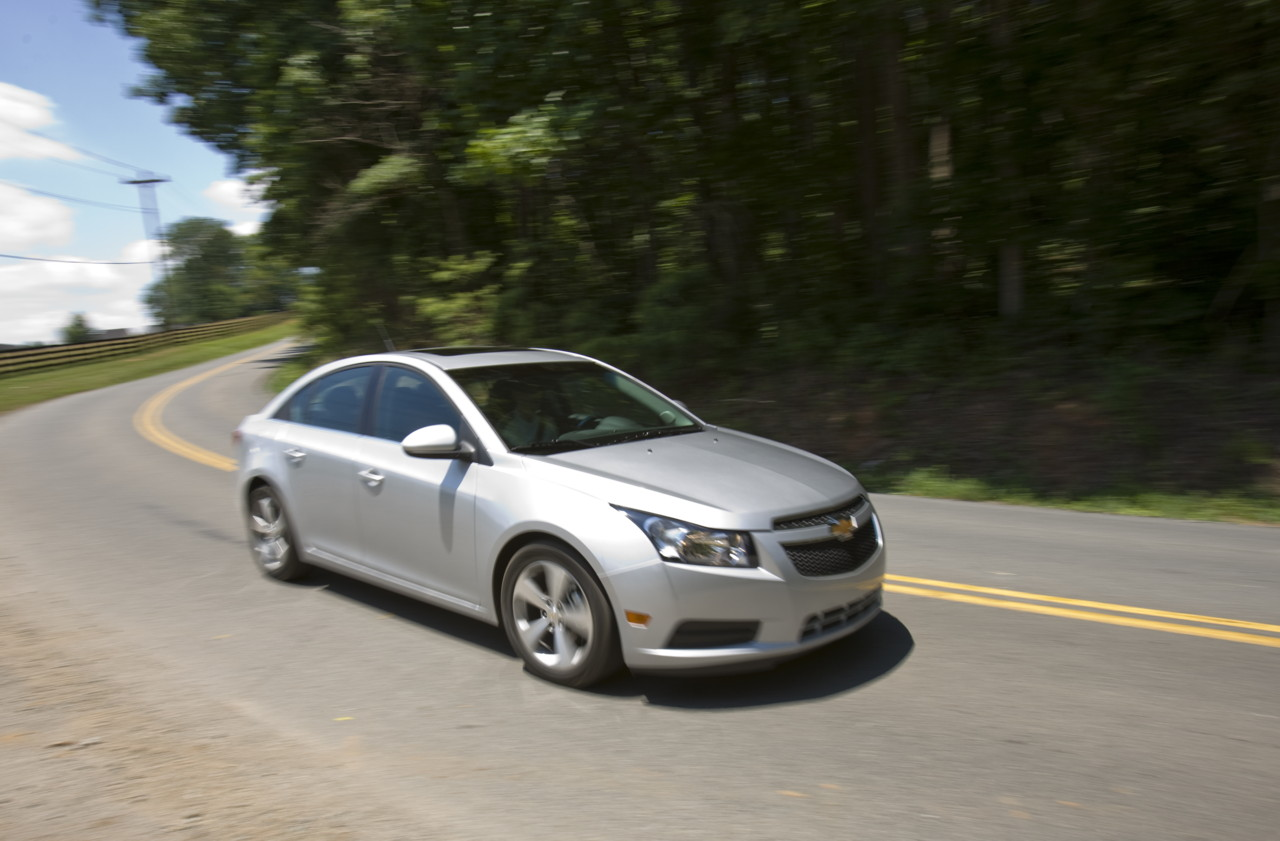 Recall Alert 2011 Chevrolet Cruze Recalled Over Transmission Issue Chevy Automatic Diagram Automotive News