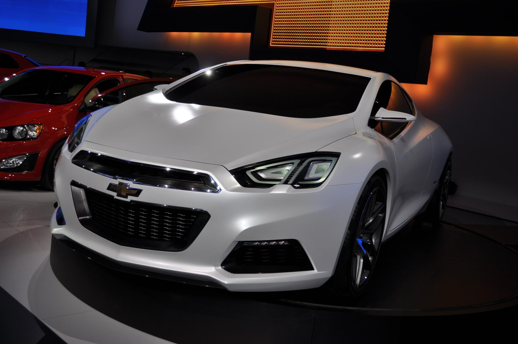 Chevrolet Tru 140S Concept Live Photos: 2012 Detroit Auto Show