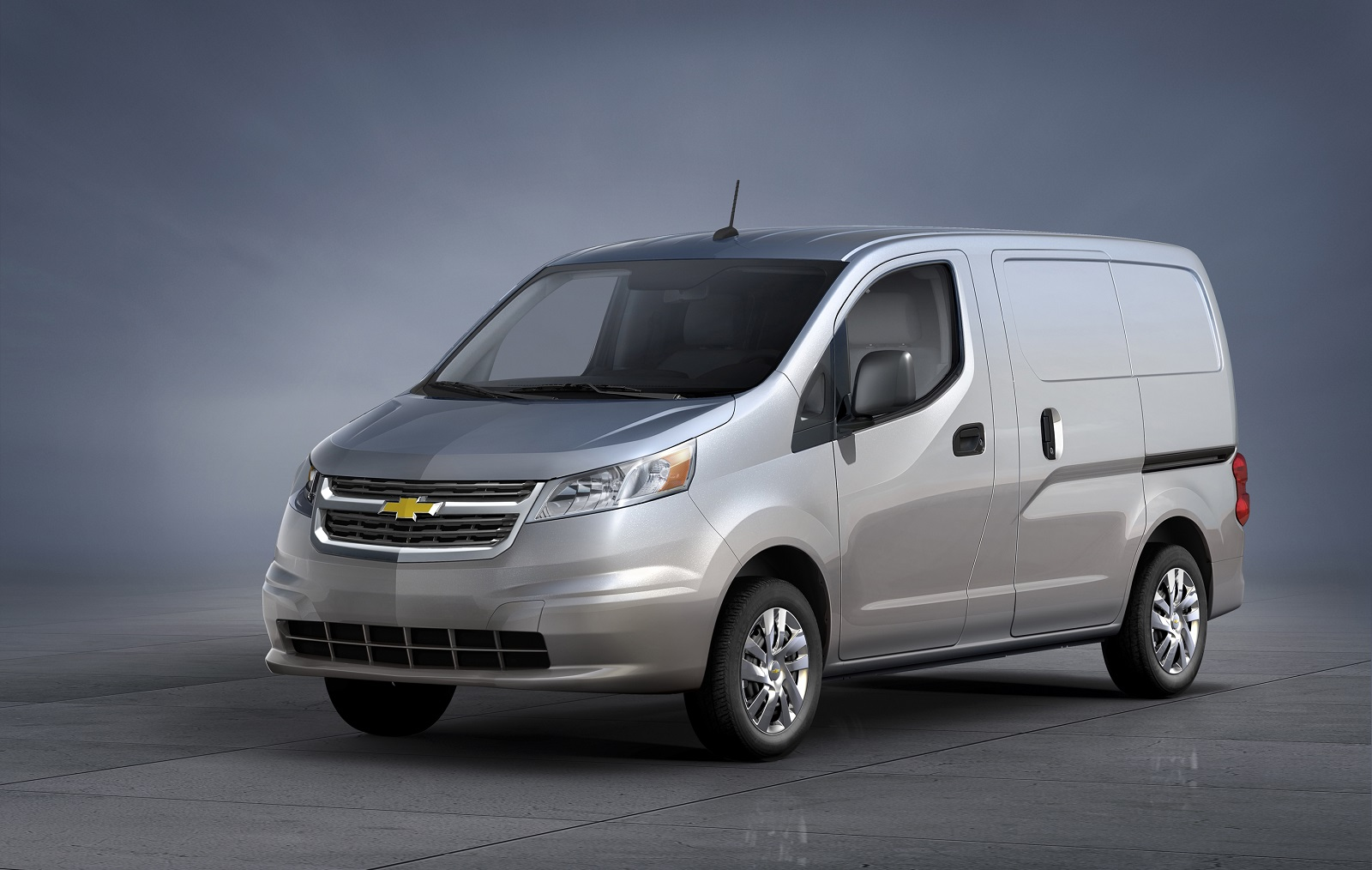 Small Cargo Vans >> Could Small 2015 Chevy City Express Van Offer All-Electric Model?
