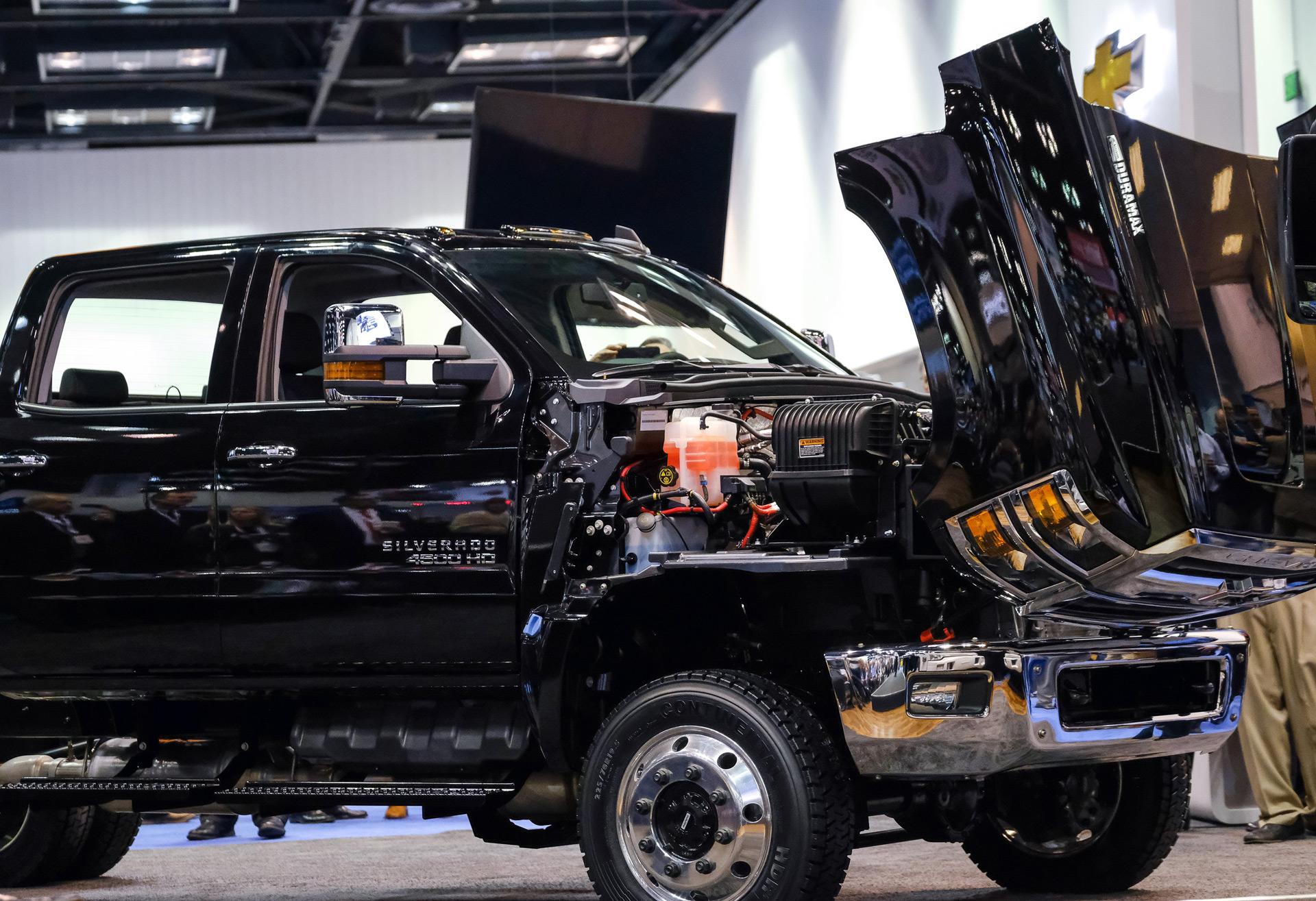 2019 Chevrolet Silverado 4500HD