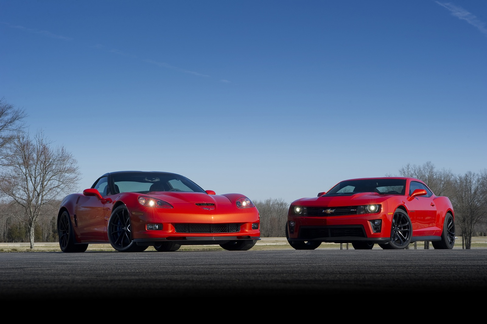 Camaro Beat Mustang In 2011 Sales Video