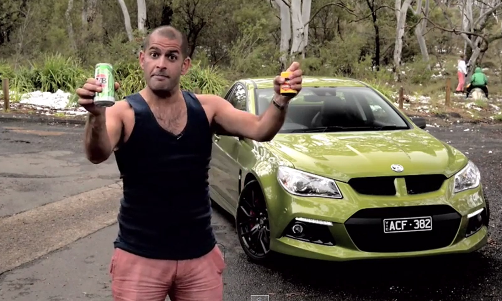 Chris Harris Heads Down Under To Drive The 580 Hp Hsv Gts