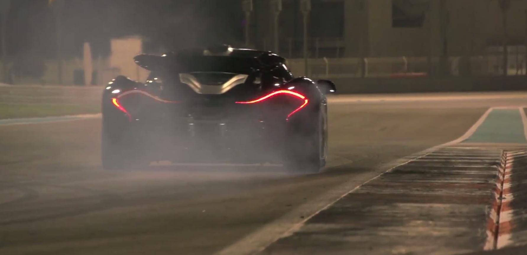 Chris Harris Drives The McLaren P1 On /DRIVE