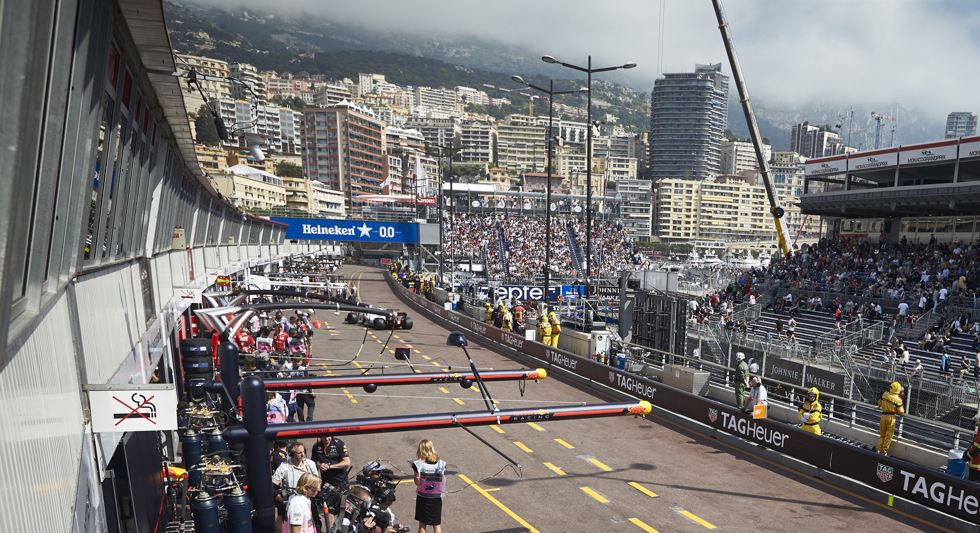 2017 Formula One Monaco Grand Prix Preview