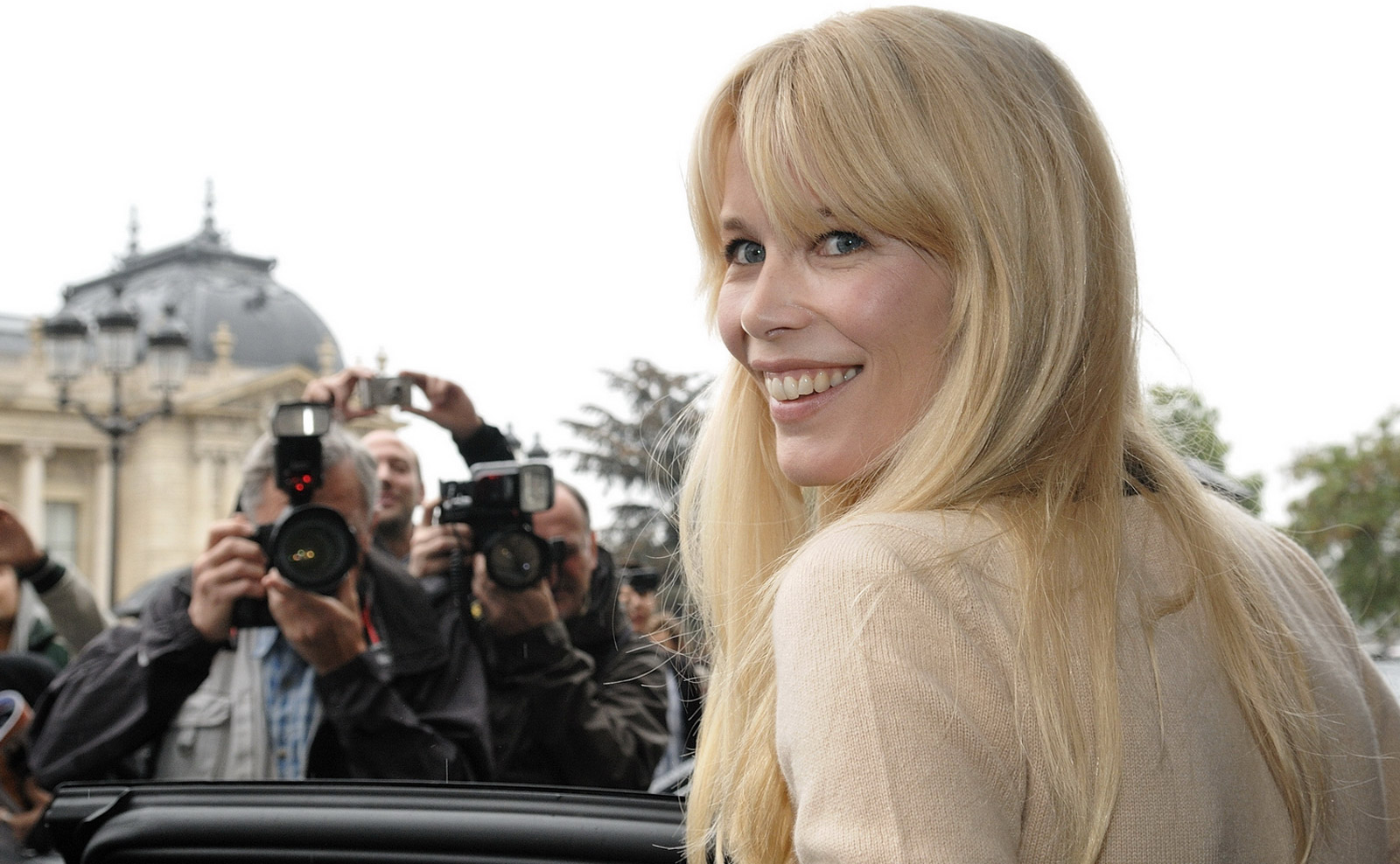 Claudia Schiffer Stuns As Face of Chanel's NewestOpticals