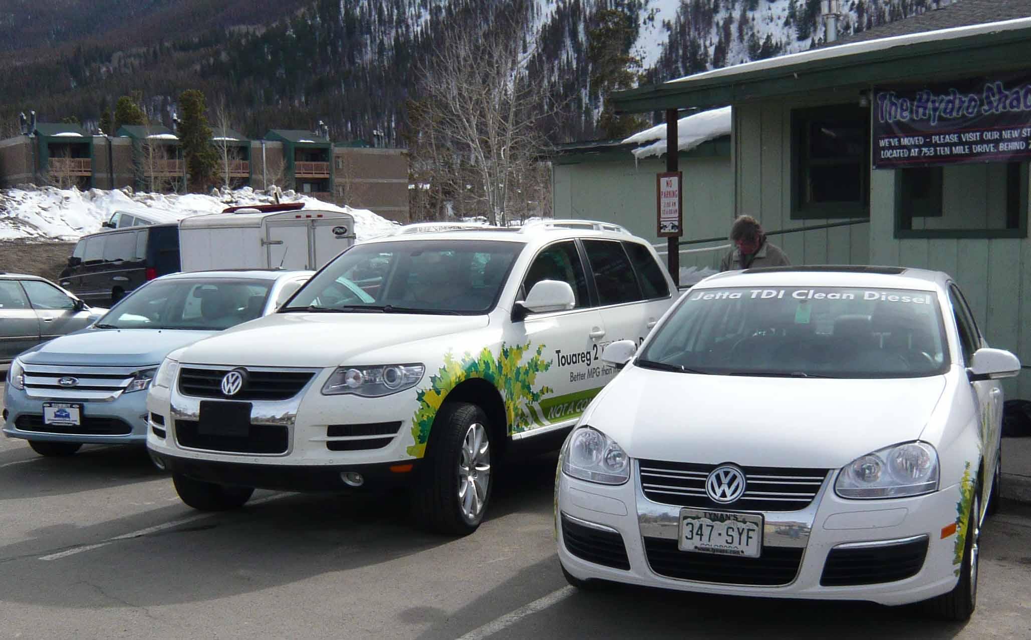 Ramp Up To 2010 Denver Auto Show: Green Car Convoy