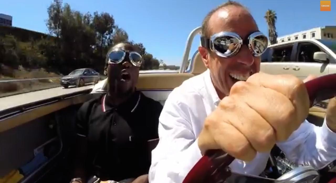 'Comedians In Cars Getting Coffee' Season Five Trailer Is